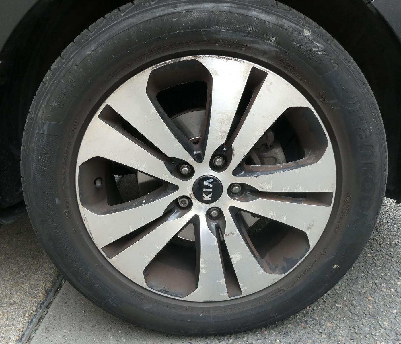 Kia Sportage 2.0 AWD Automatic 163 ch 22