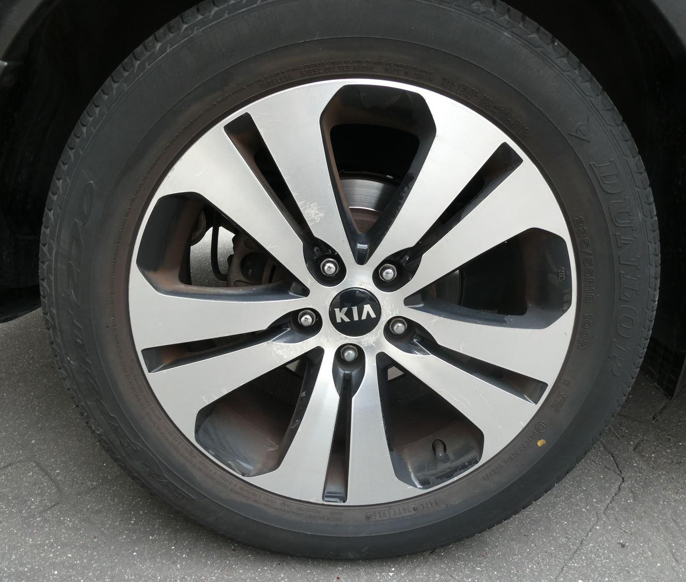 Kia Sportage 2.0 AWD Automatic 163 ch 23