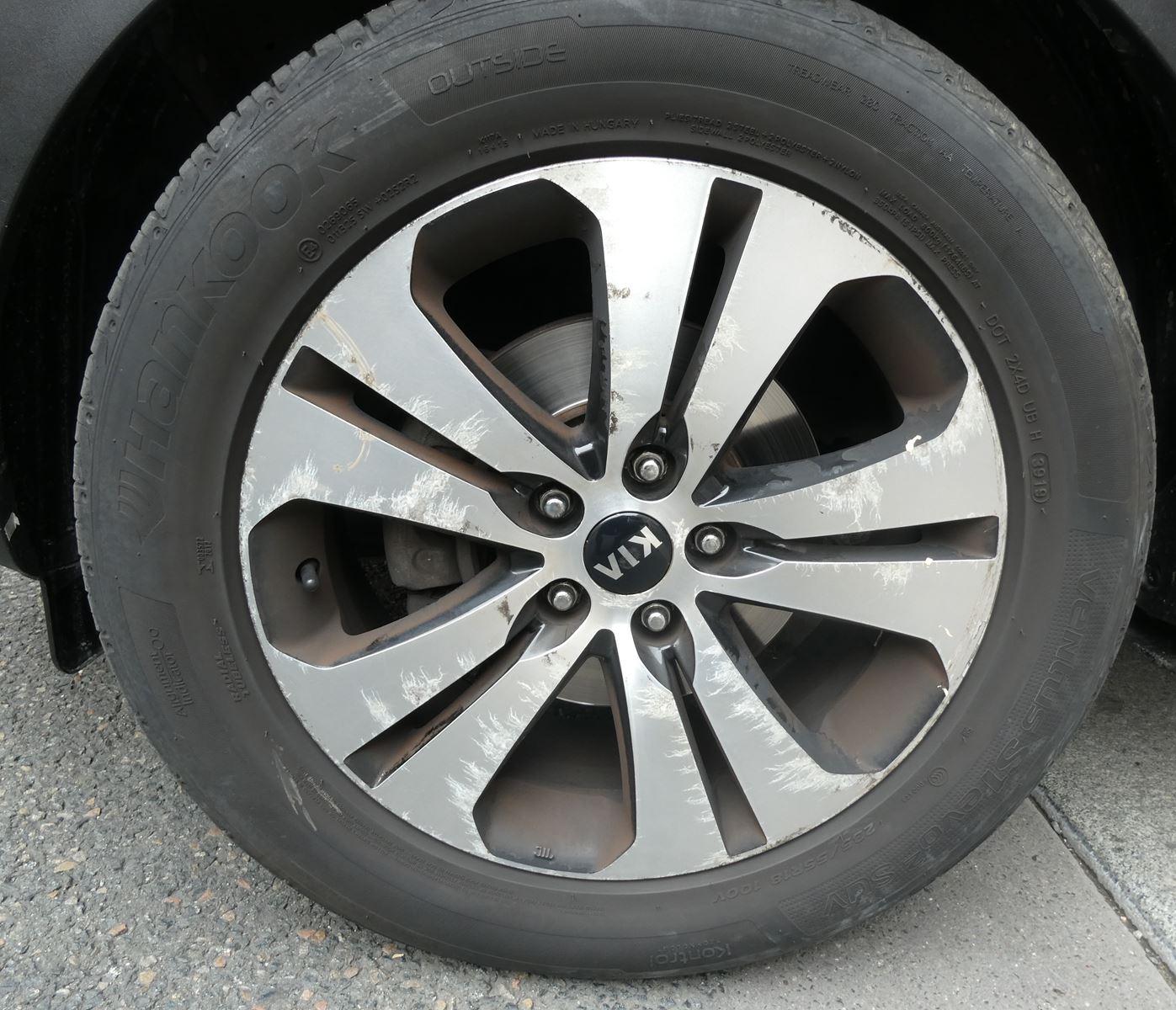 Kia Sportage 2.0 AWD Automatic 163 ch 25