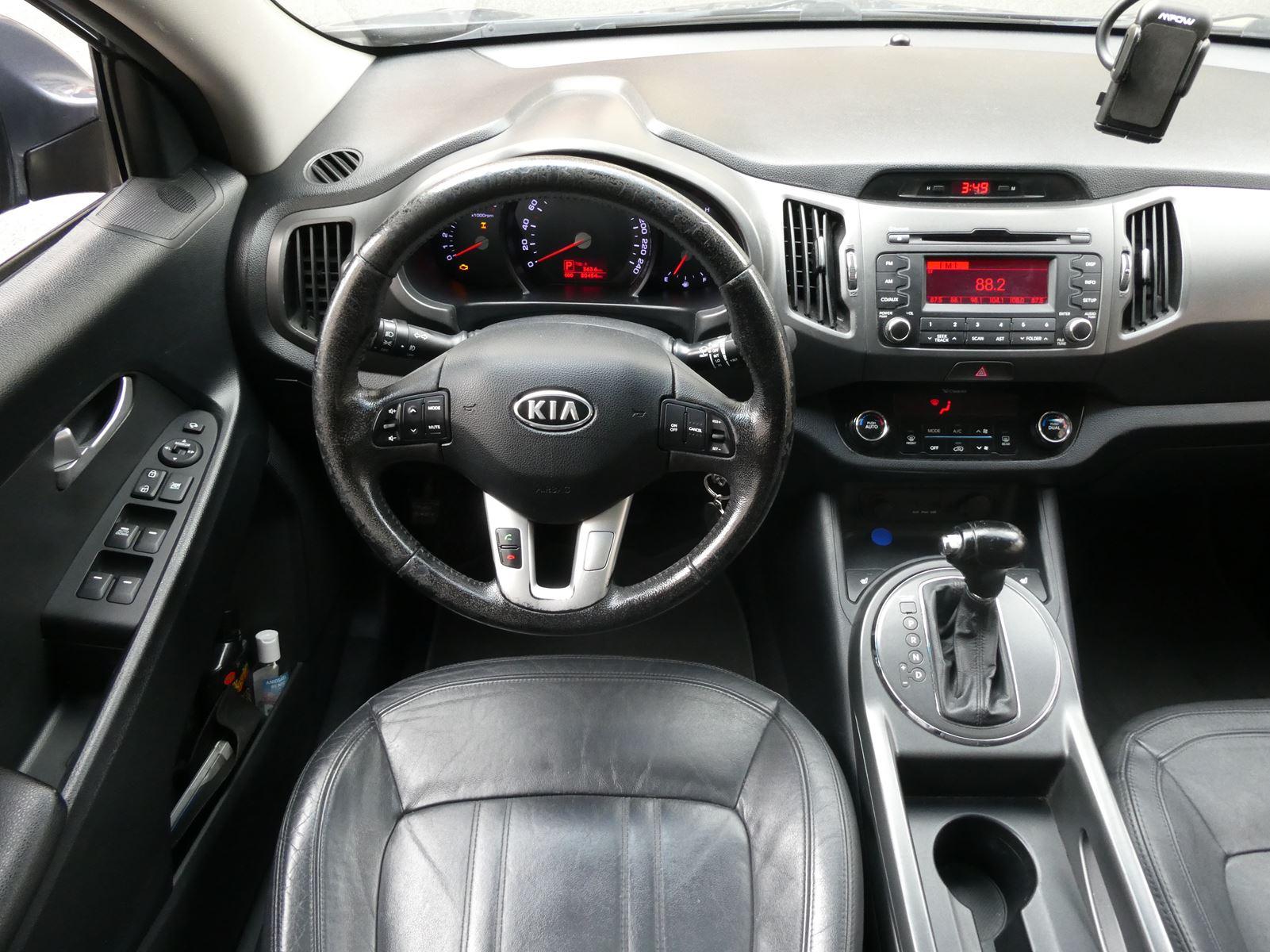Kia Sportage 2.0 AWD Automatic 163 ch 13