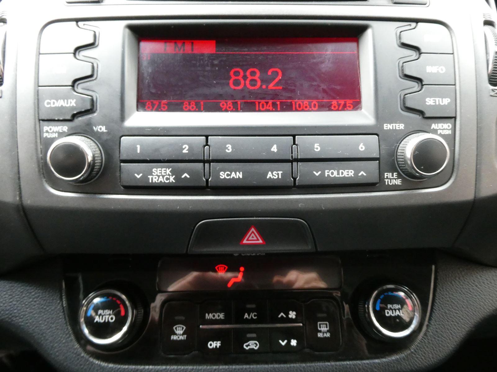 Kia Sportage 2.0 AWD Automatic 163 ch 19