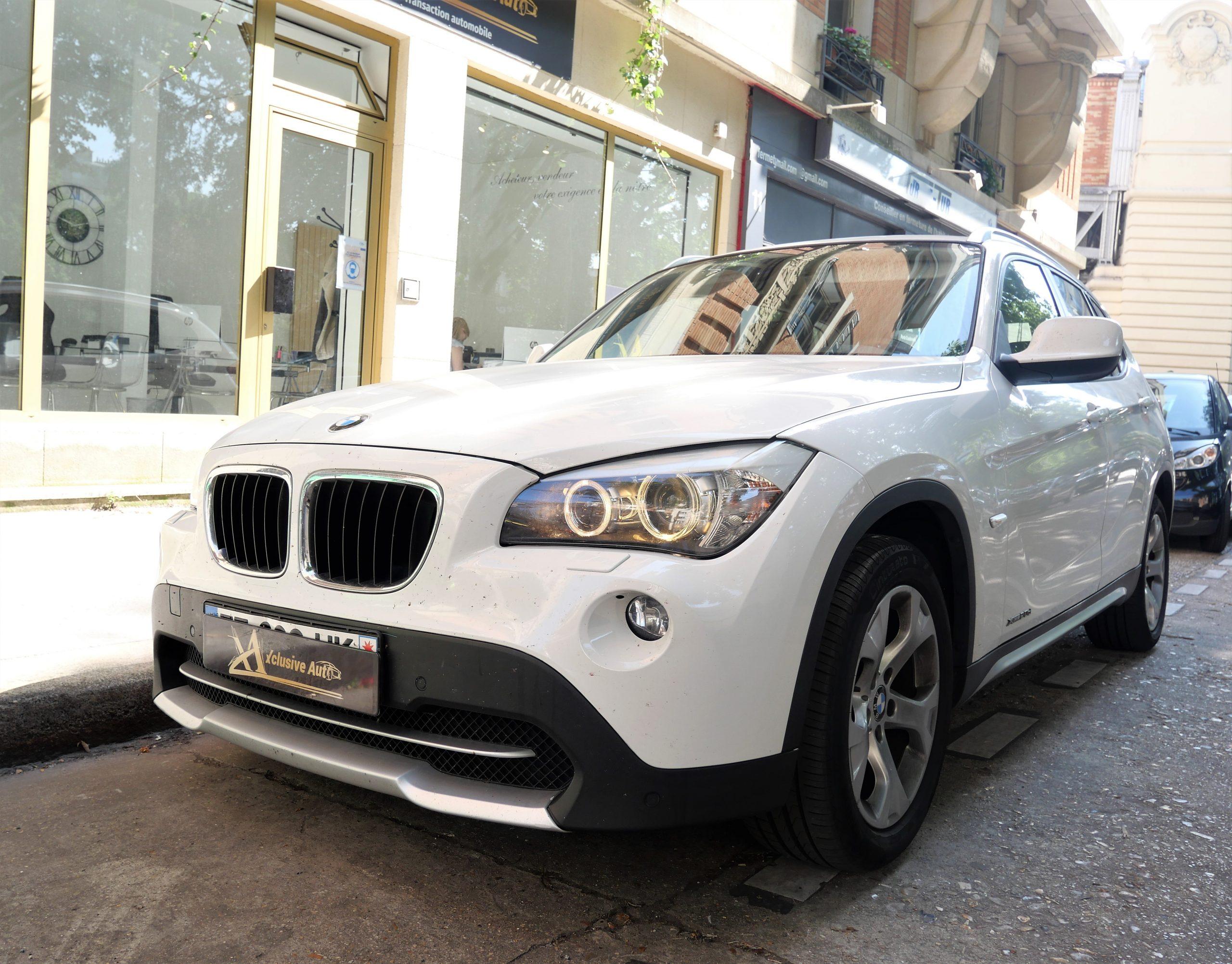 BMW X1 E84 Confort xDrive 20d 2.0 DPF 177 ch