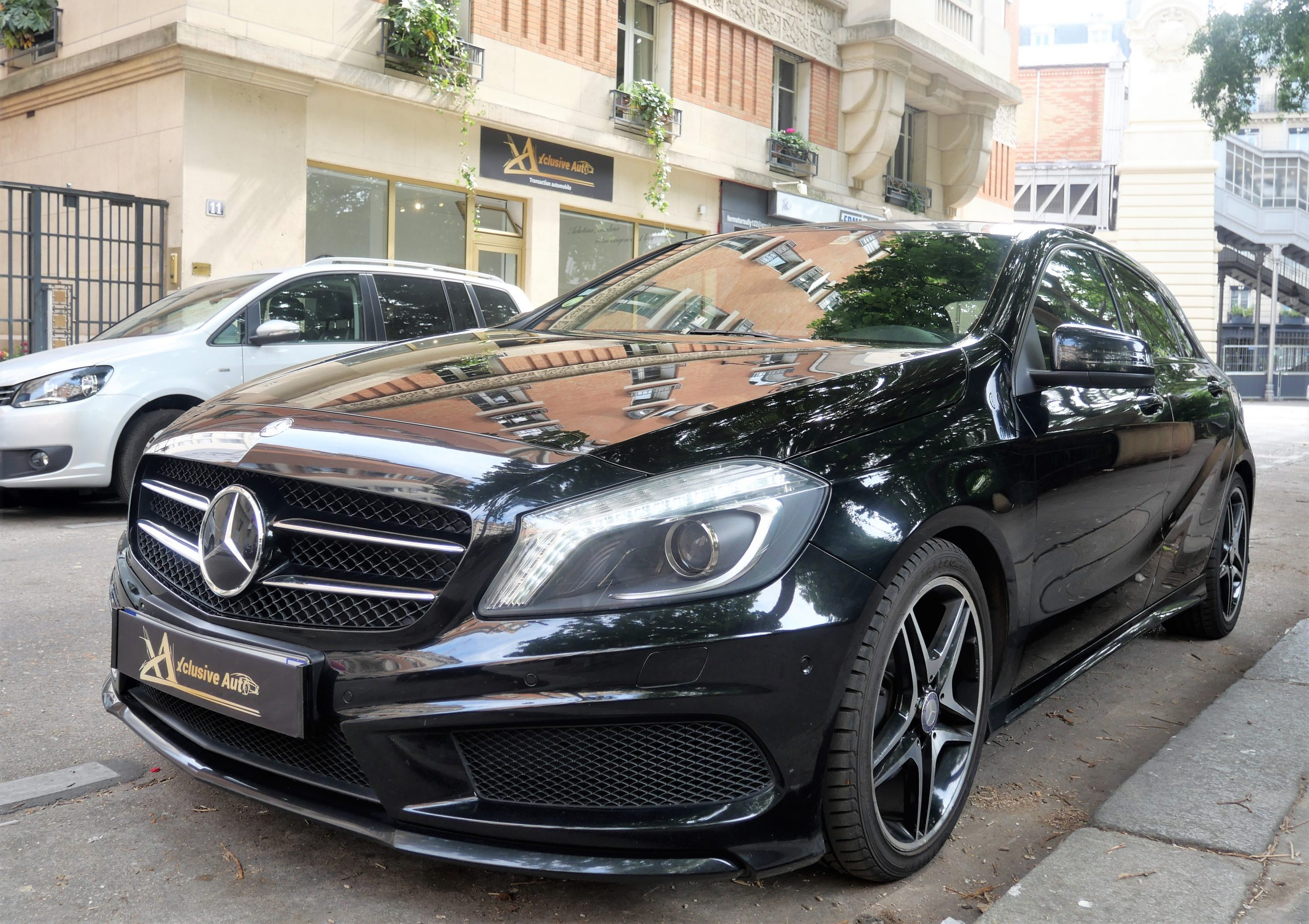 MERCEDES Classe A 200 Fascination (W176) Pack AMG CDi 1.8 CDI 7G-DCT S&S 136 ch