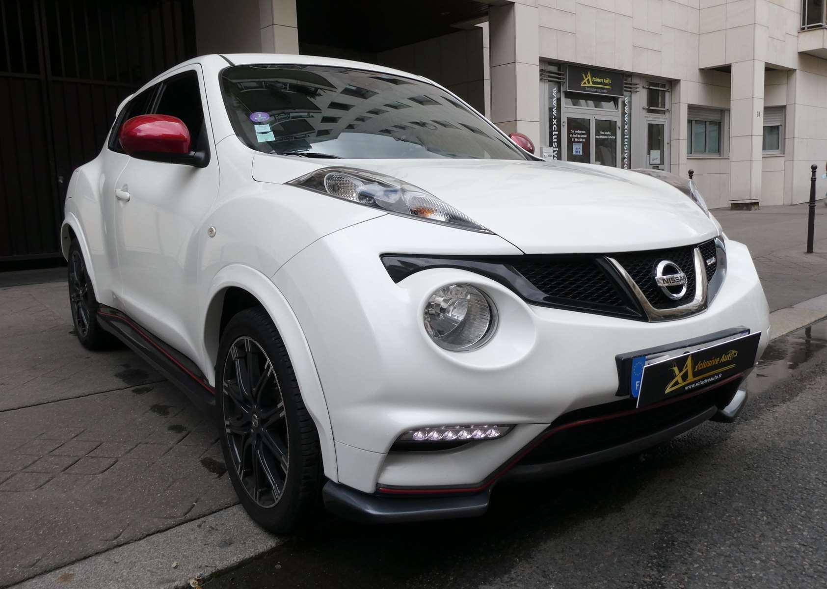Nissan juke 1.6 dig-t 200 nismo 4×4 cvt
