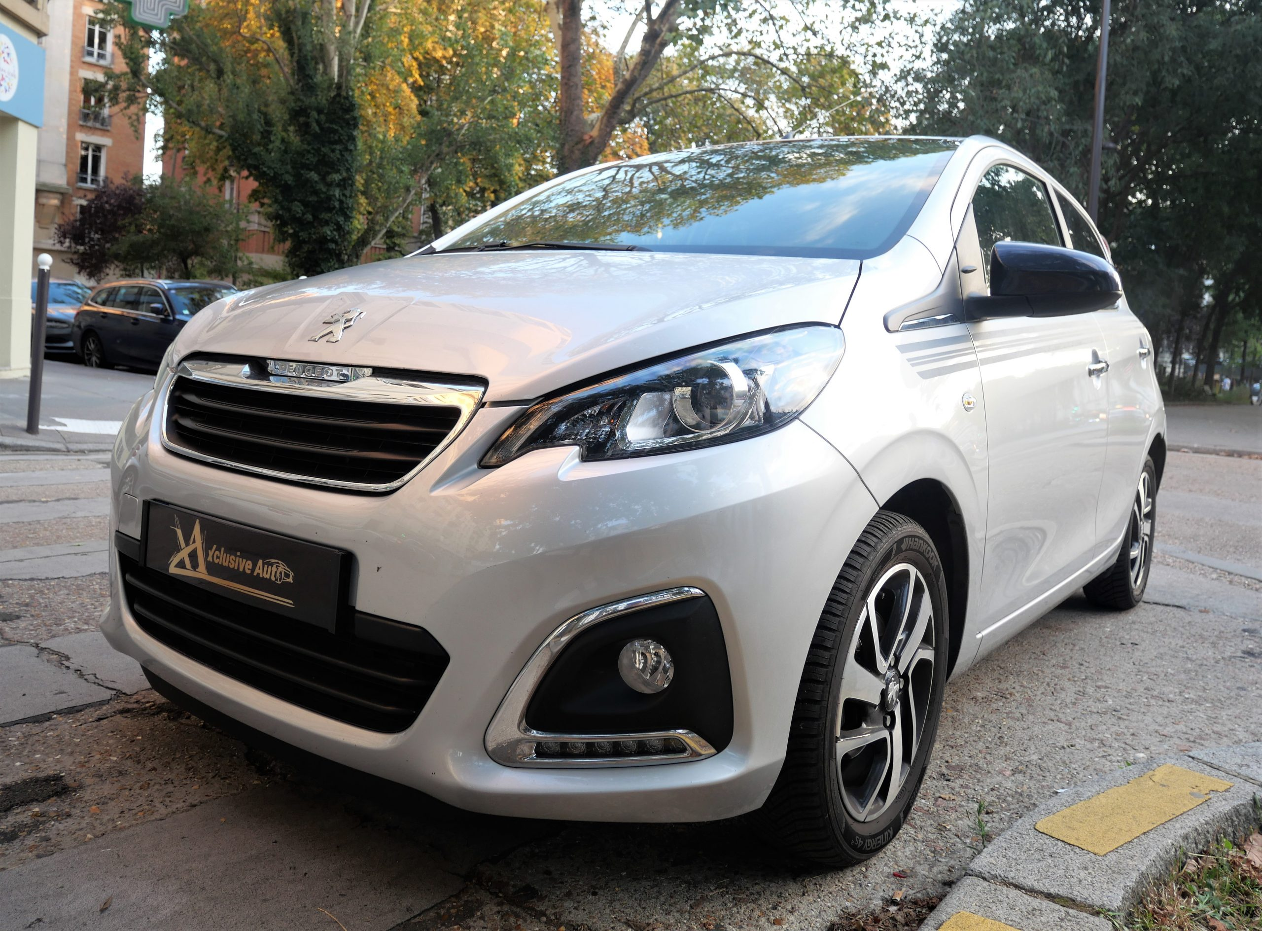 PEUGEOT 108 Collection 1.2 VTi 82 ch 0