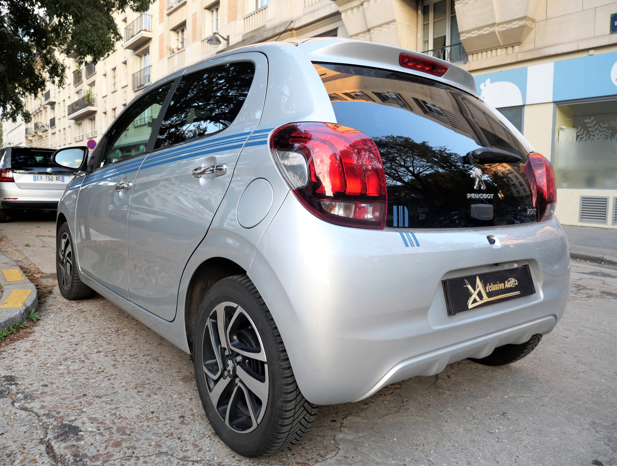 PEUGEOT 108 Collection 1.2 VTi 82 ch 2