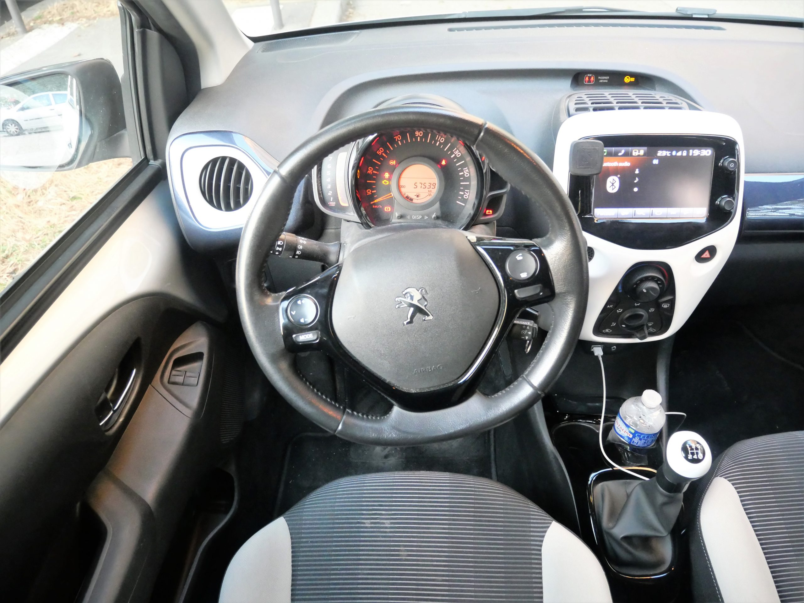 PEUGEOT 108 Collection 1.2 VTi 82 ch 13