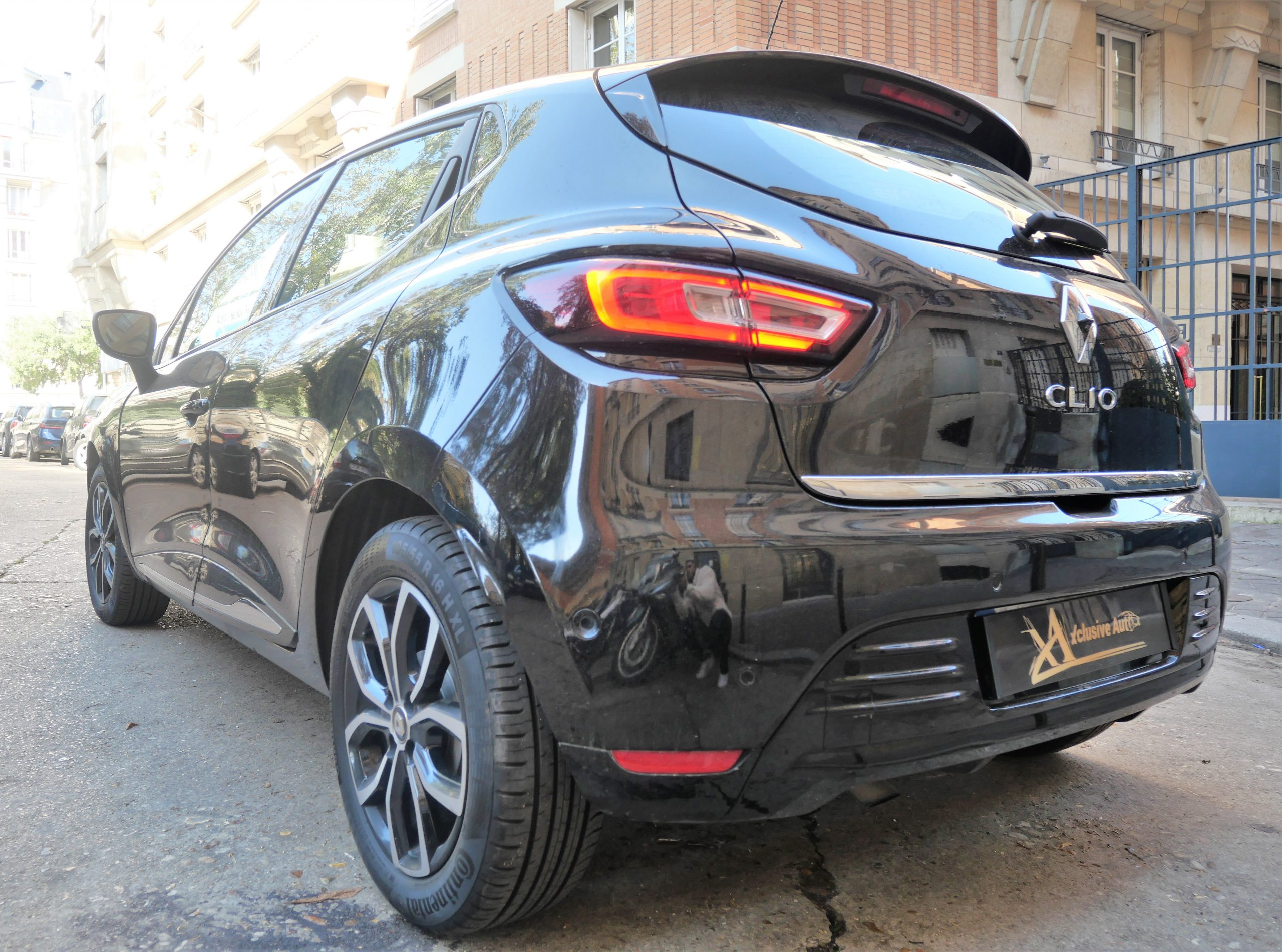 RENAULT Clio IV INTENS Phase 2 0.9 TCe 90 ch 2