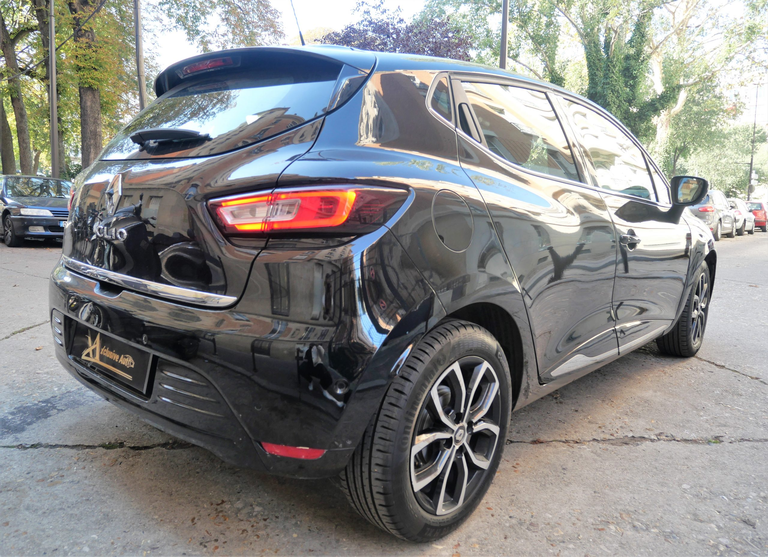RENAULT Clio IV INTENS Phase 2 0.9 TCe 90 ch 4
