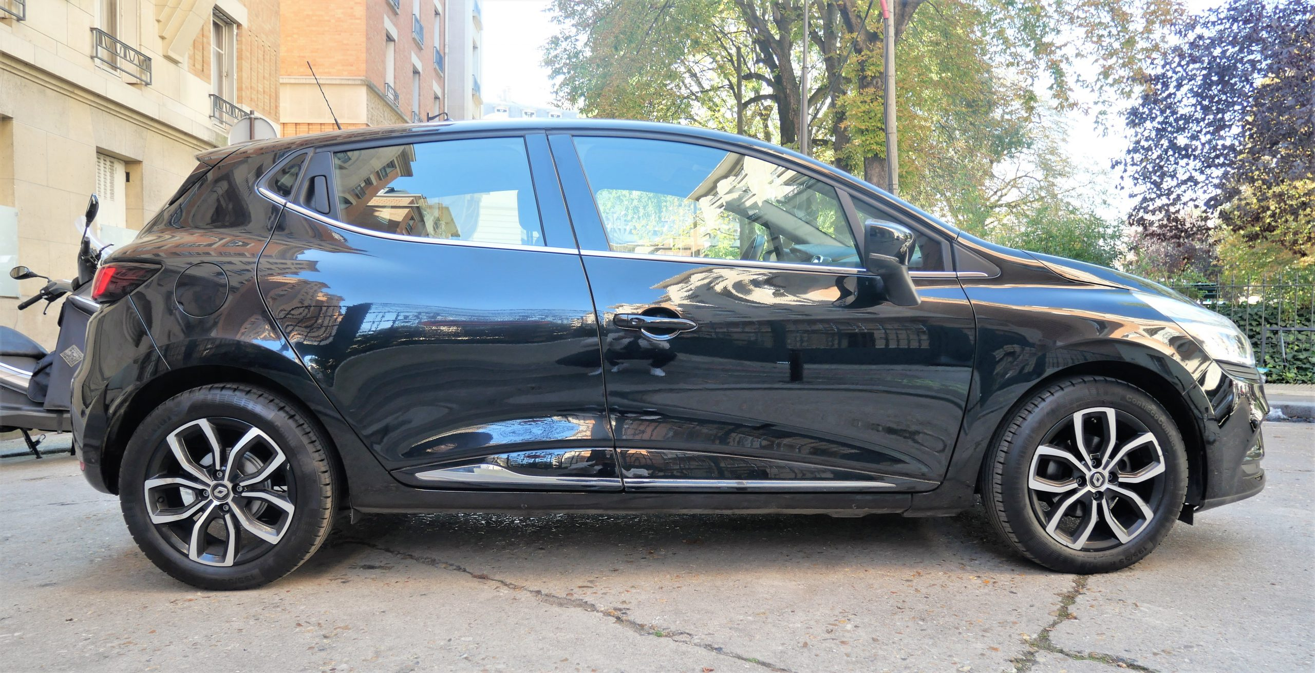 RENAULT Clio IV INTENS Phase 2 0.9 TCe 90 ch 5