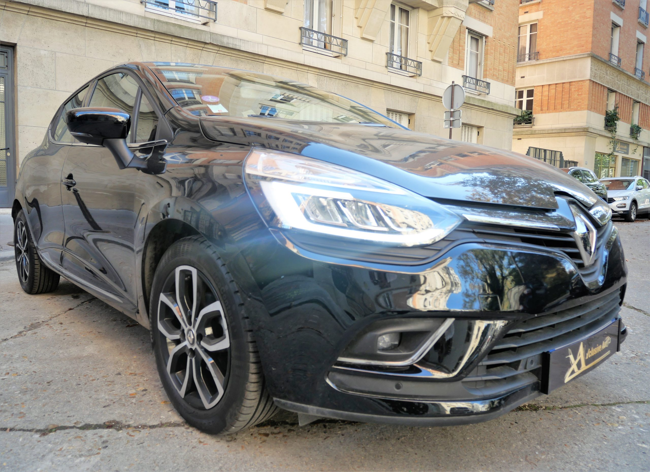 RENAULT Clio IV INTENS Phase 2 0.9 TCe 90 ch 6
