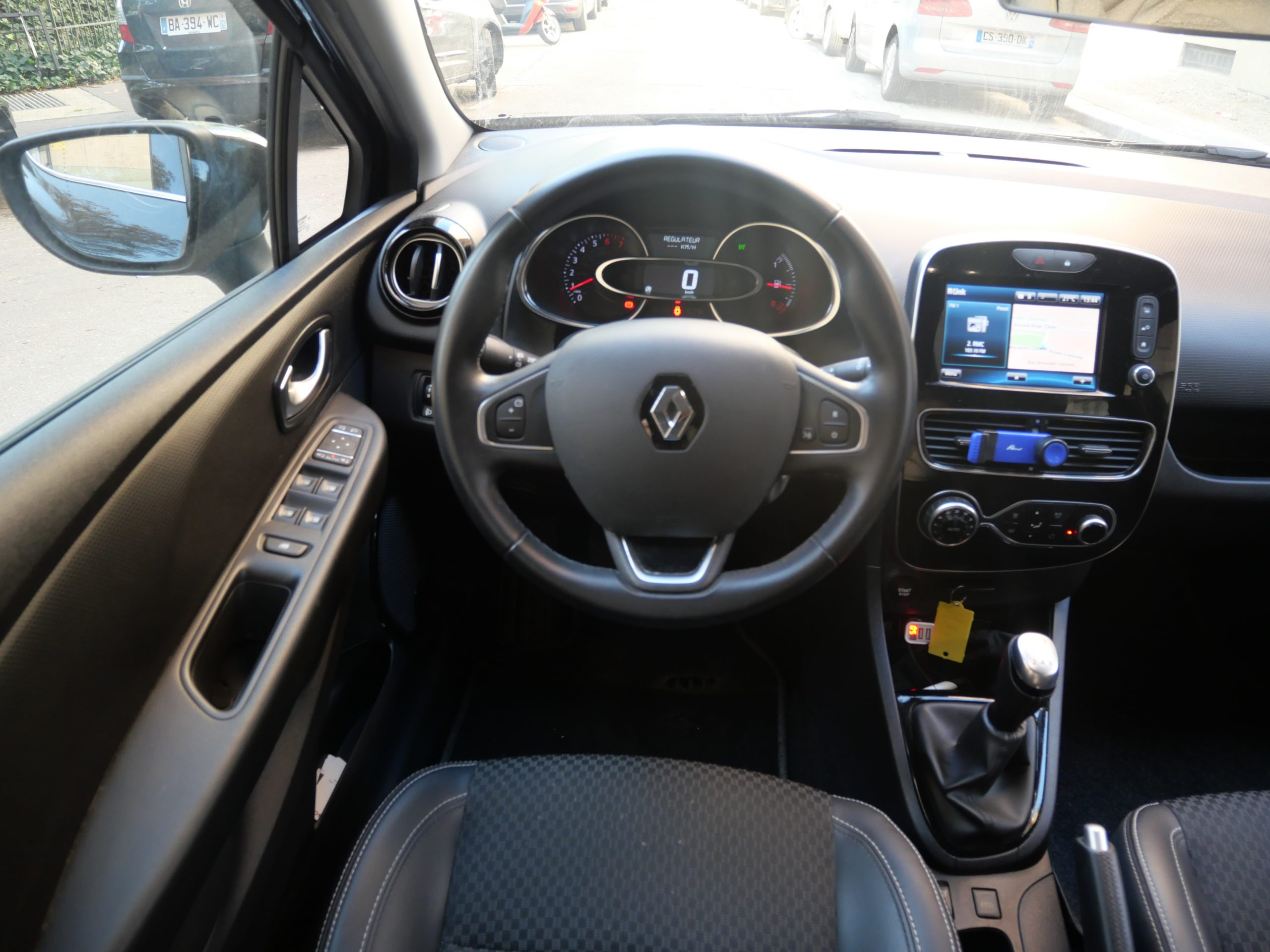 RENAULT Clio IV INTENS Phase 2 0.9 TCe 90 ch 13
