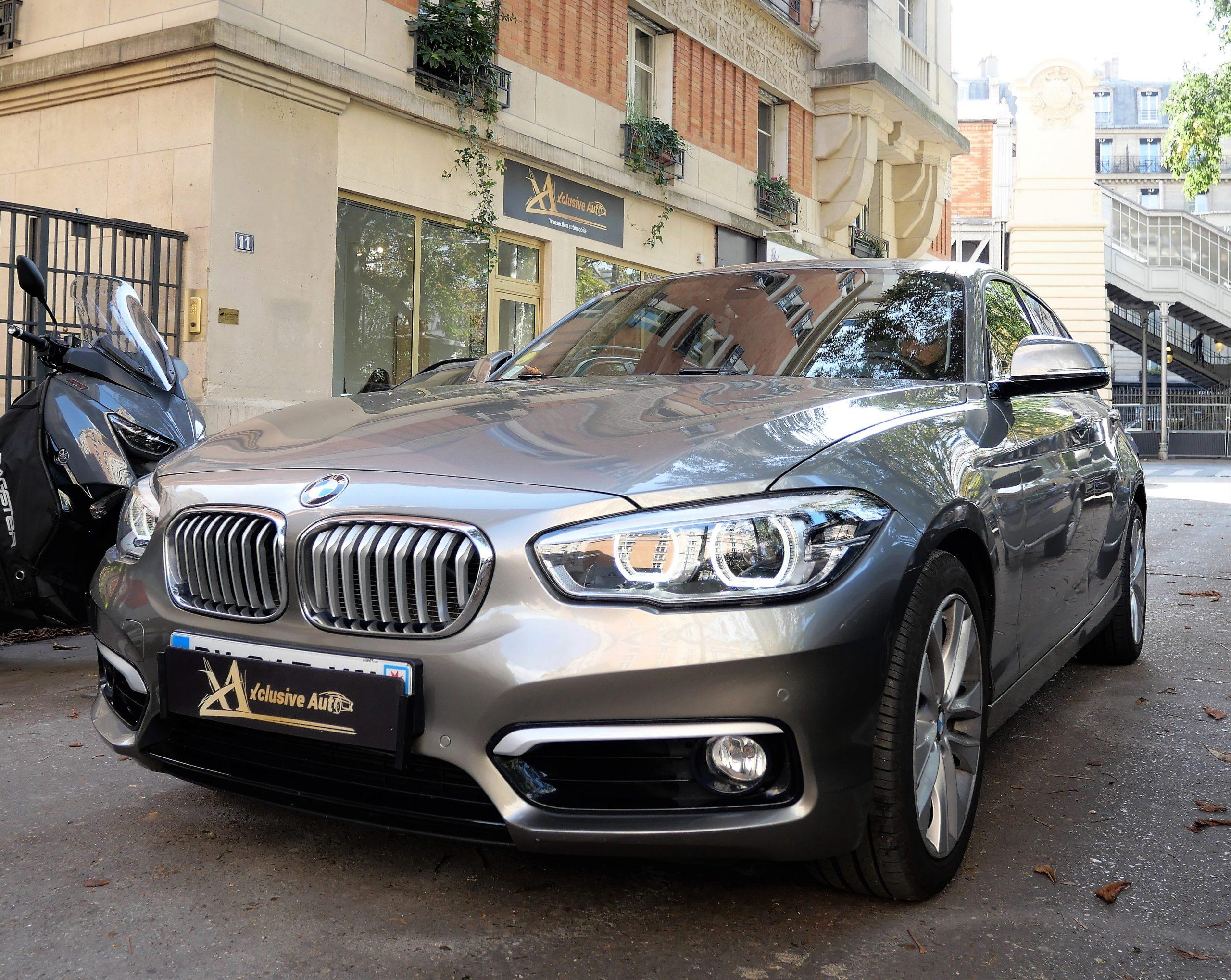 BMW Série 1 (F20) XDrive LCI 120d 2.0 d 190ch 0