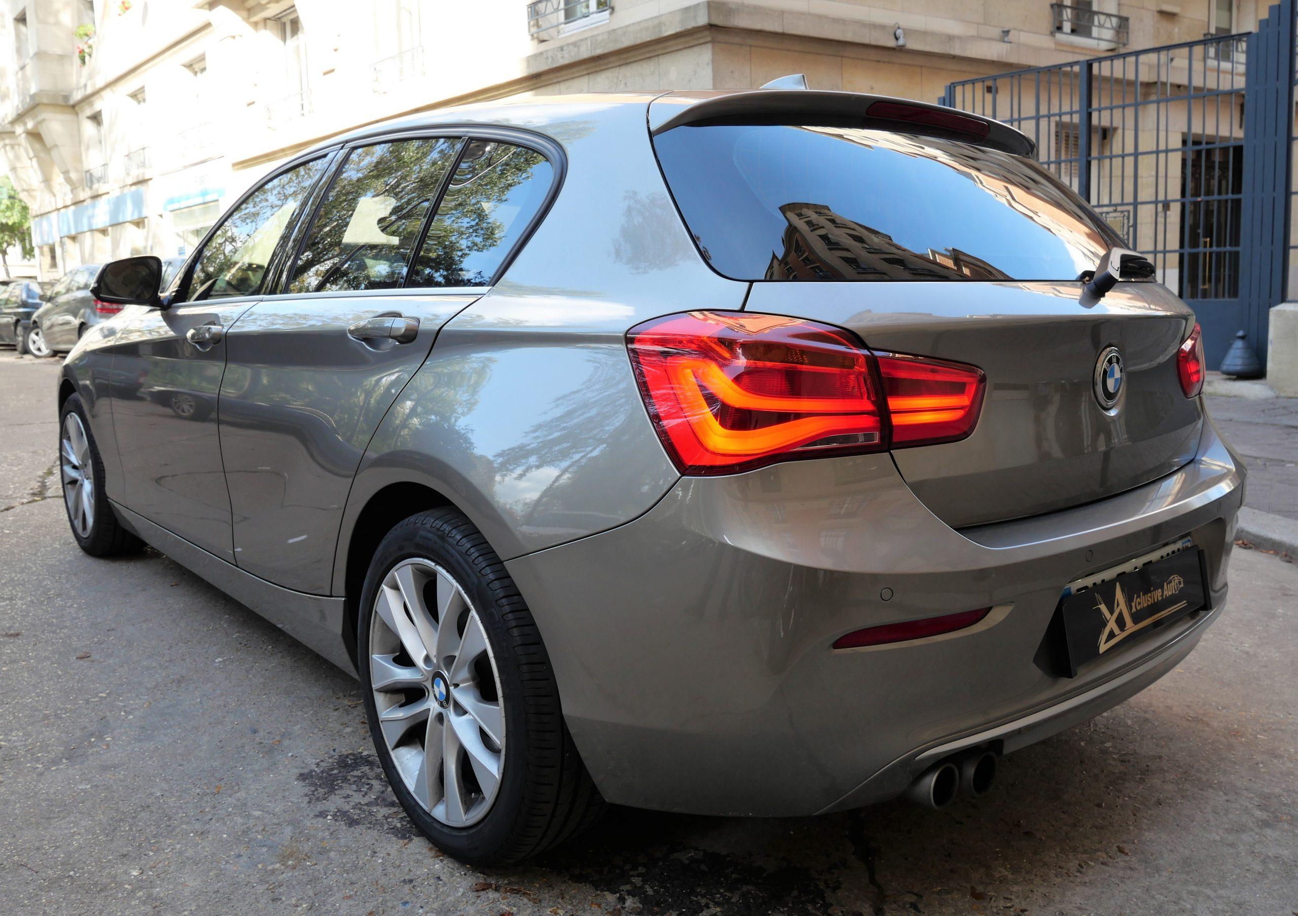 BMW Série 1 (F20) XDrive LCI 120d 2.0 d 190ch 2