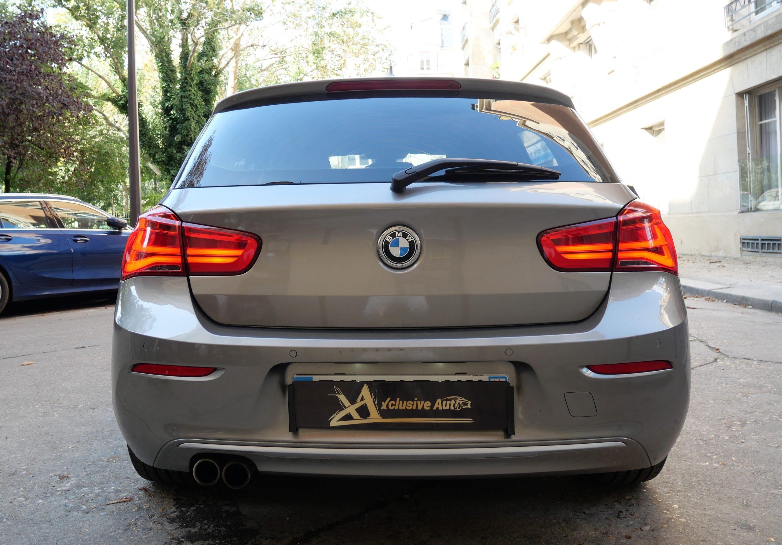 BMW Série 1 (F20) XDrive LCI 120d 2.0 d 190ch 3