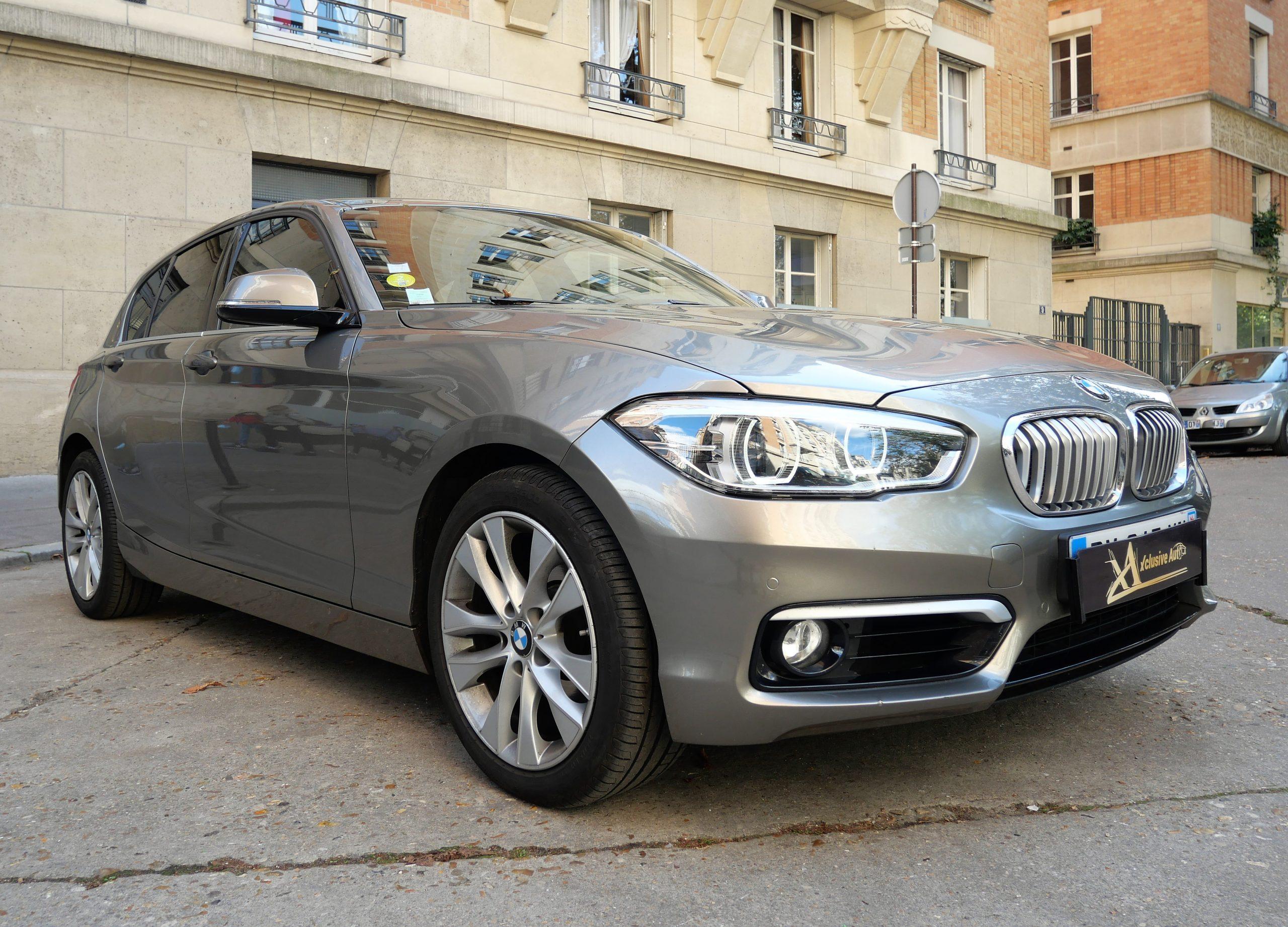 BMW Série 1 (F20) XDrive LCI 120d 2.0 d 190ch 6