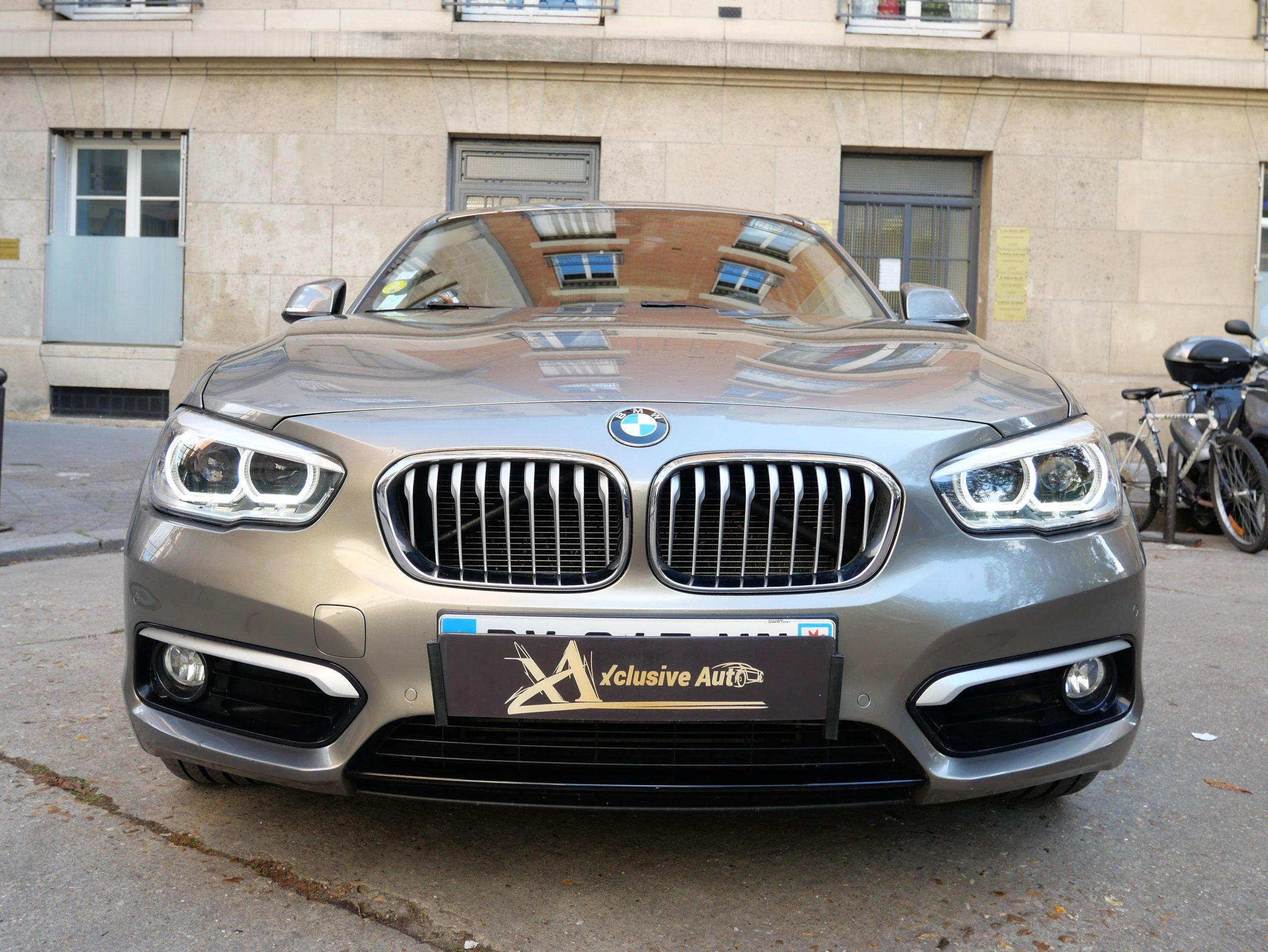 BMW Série 1 (F20) XDrive LCI 120d 2.0 d 190ch 7