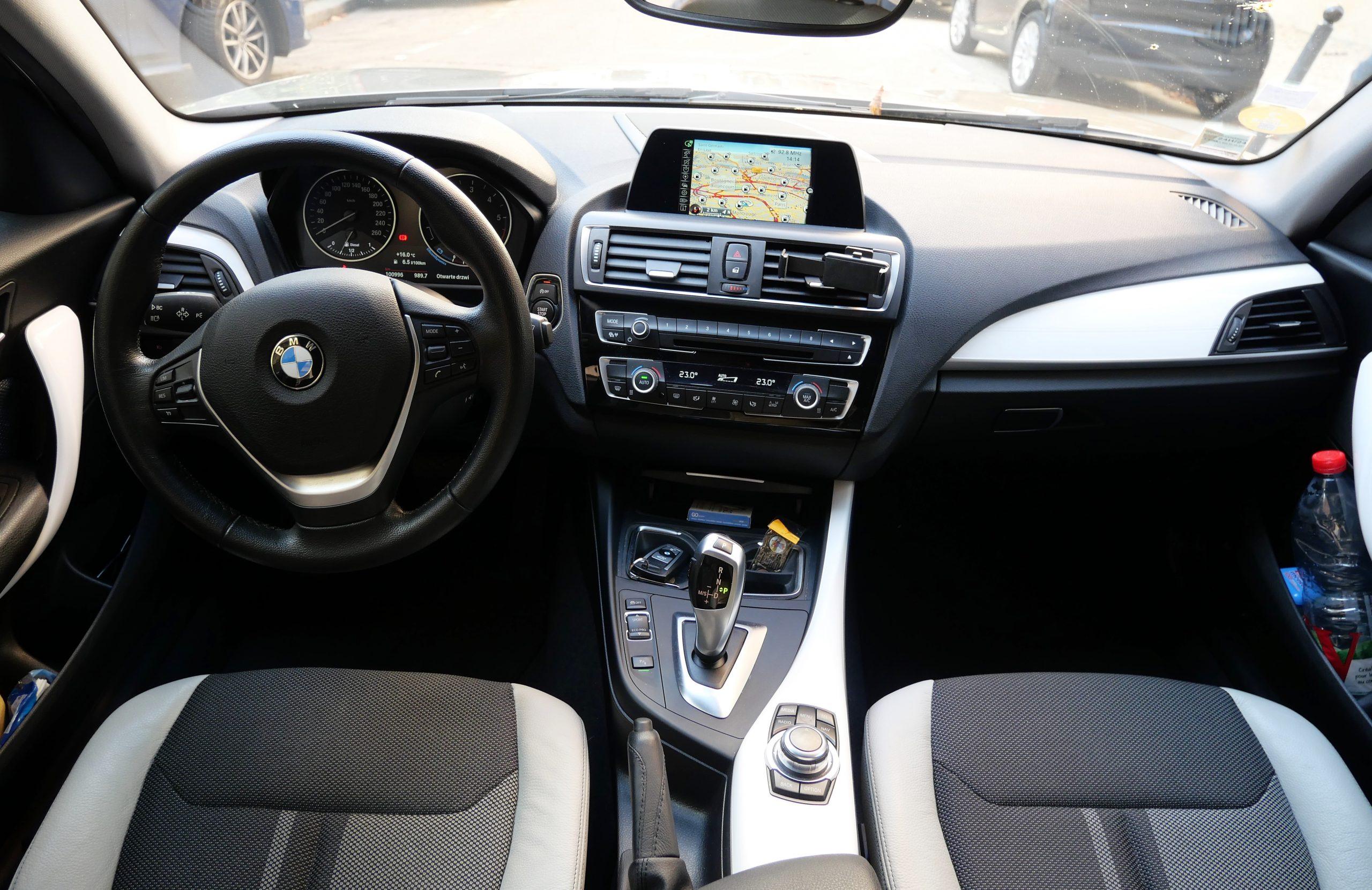 BMW Série 1 (F20) XDrive LCI 120d 2.0 d 190ch 12