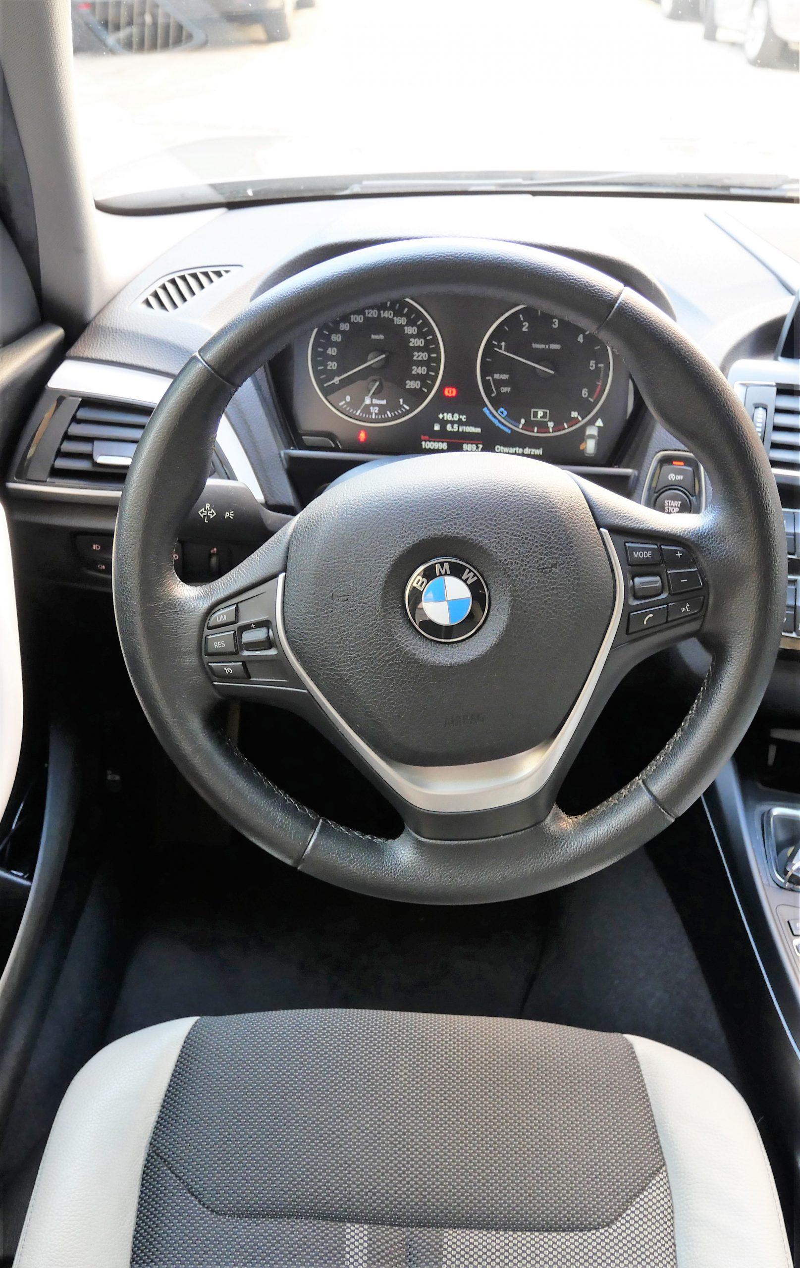BMW Série 1 (F20) XDrive LCI 120d 2.0 d 190ch 13