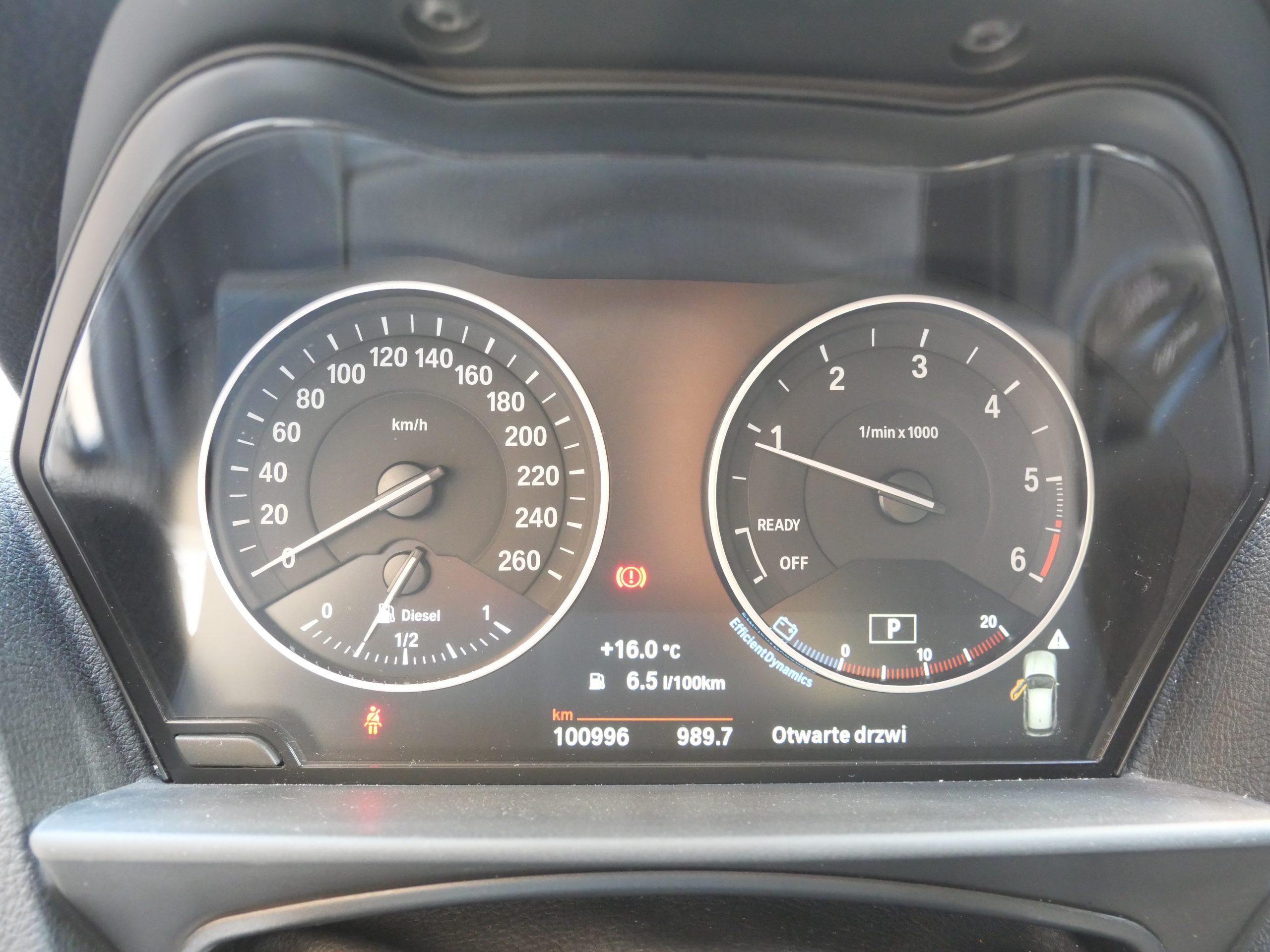 BMW Série 1 (F20) XDrive LCI 120d 2.0 d 190ch 14