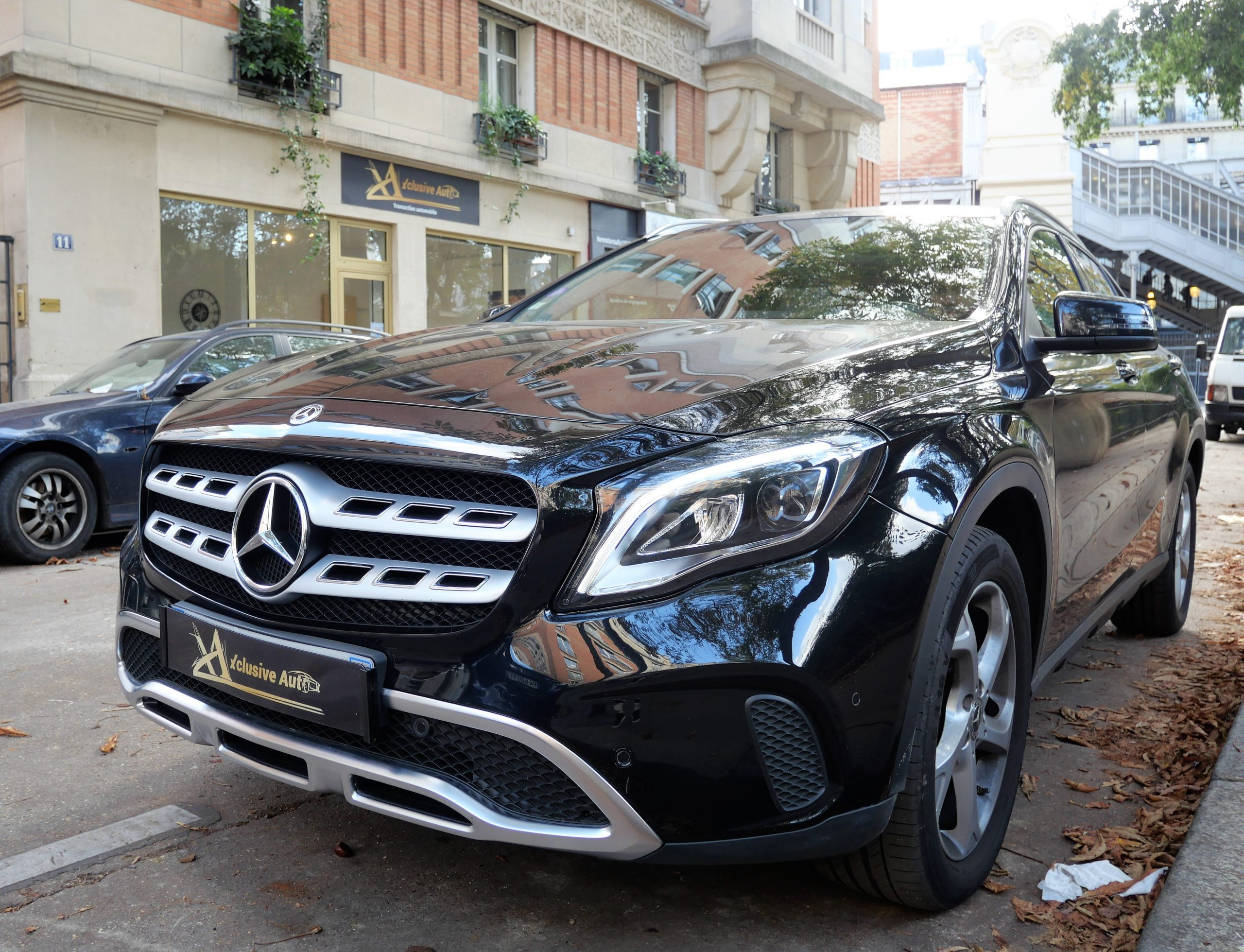Mercedes-Benz Classe GLA 180 Sensation7G-DCT 122ch 0
