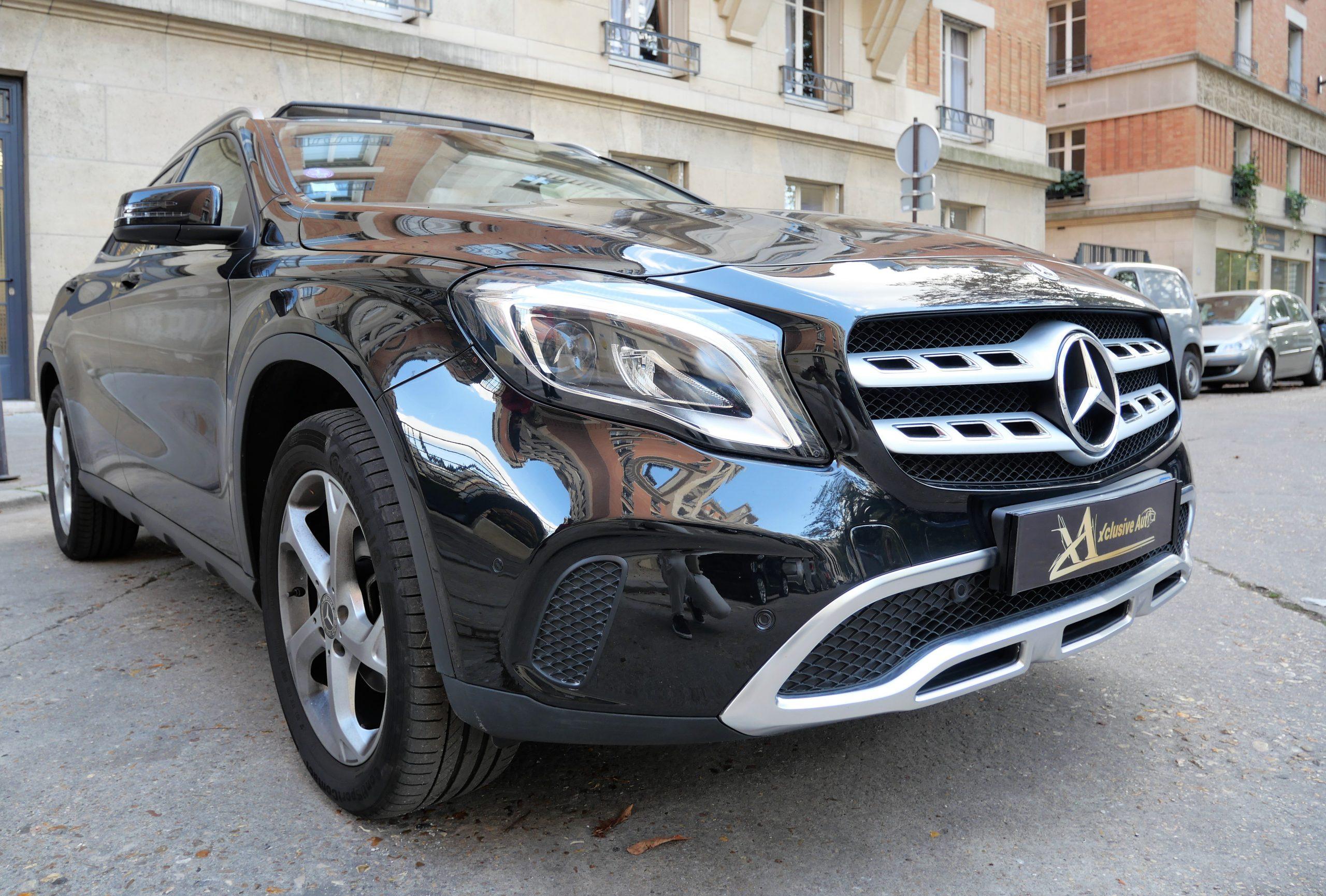 Mercedes-Benz Classe GLA 180 Sensation7G-DCT 122ch 6