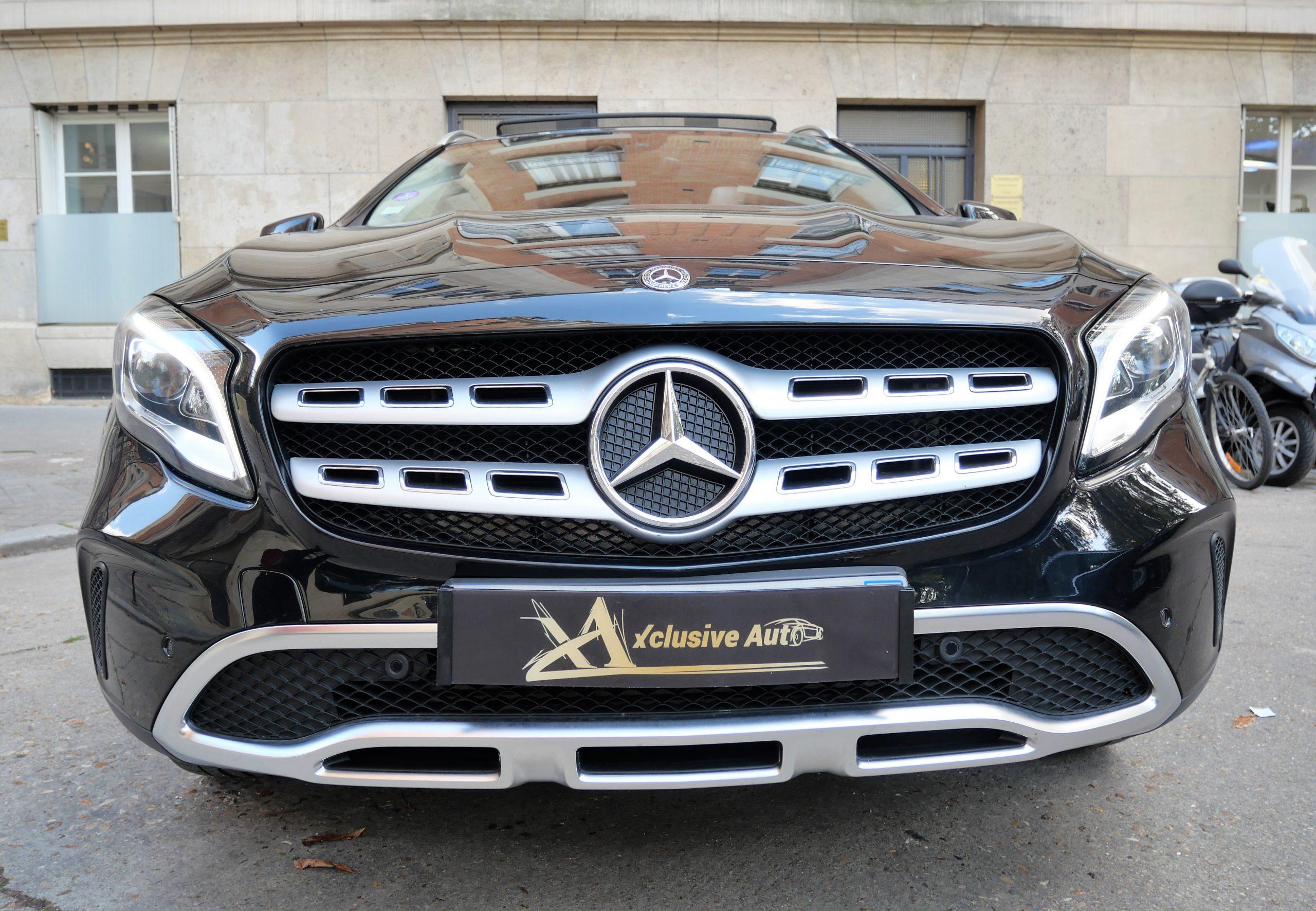Mercedes-Benz Classe GLA 180 Sensation7G-DCT 122ch 7