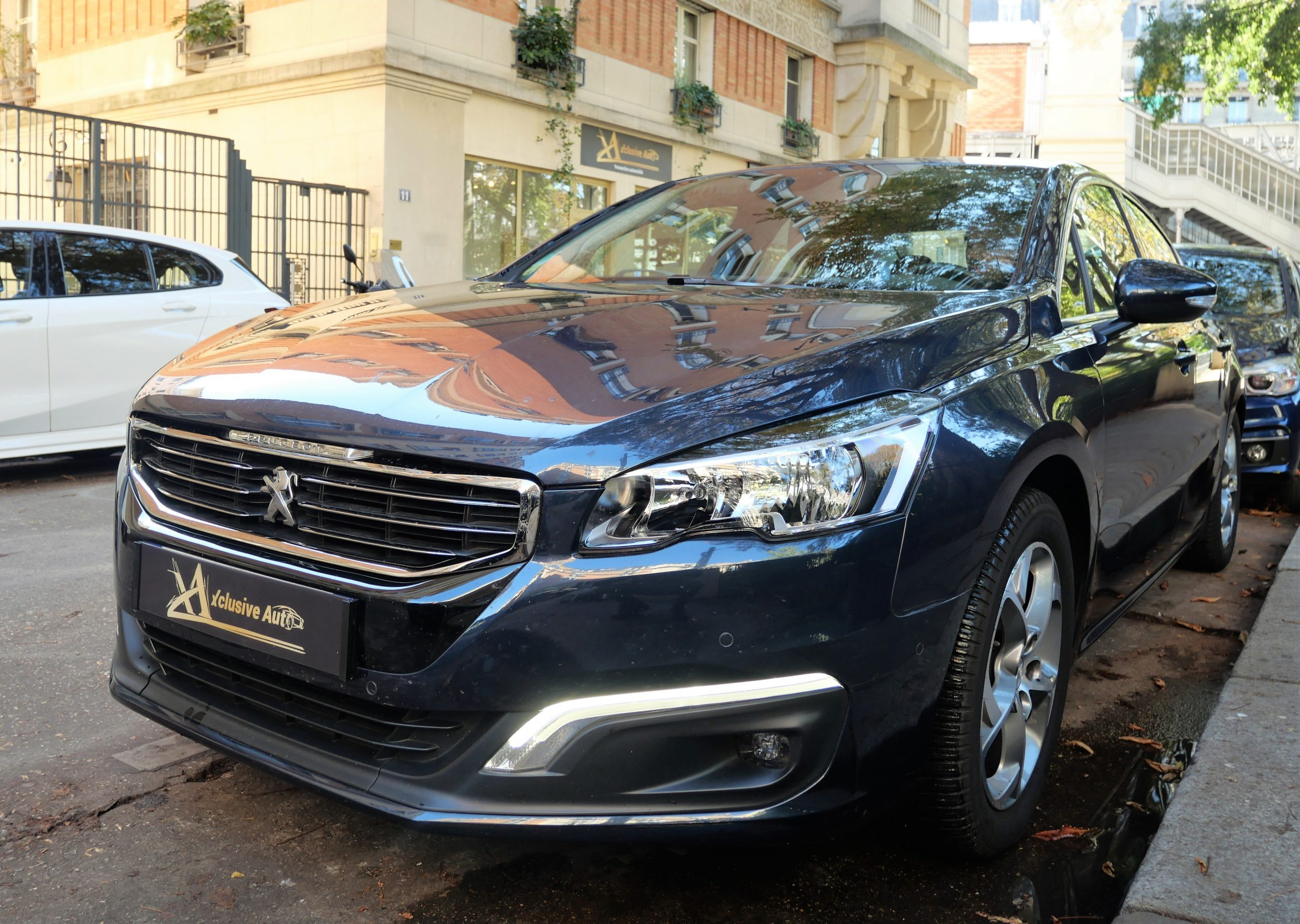 PEUGEOT 508 Allure Phase 2 1.6 BlueHDI S&S 120 ch