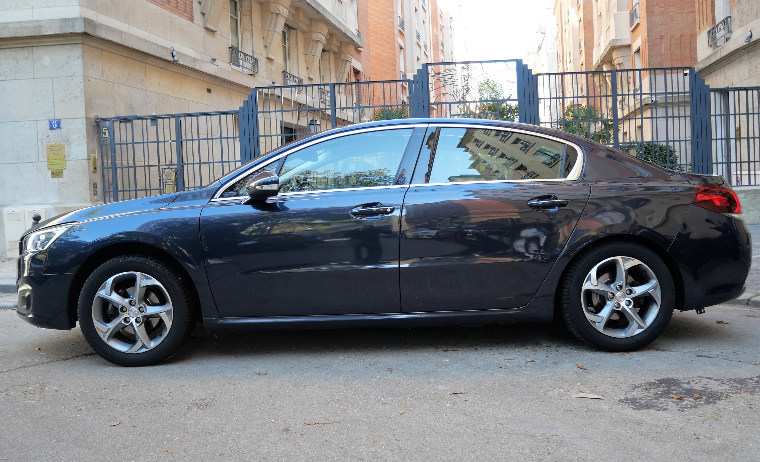PEUGEOT 508 Allure Phase 2 1.6 BlueHDI S&S 120 ch 1