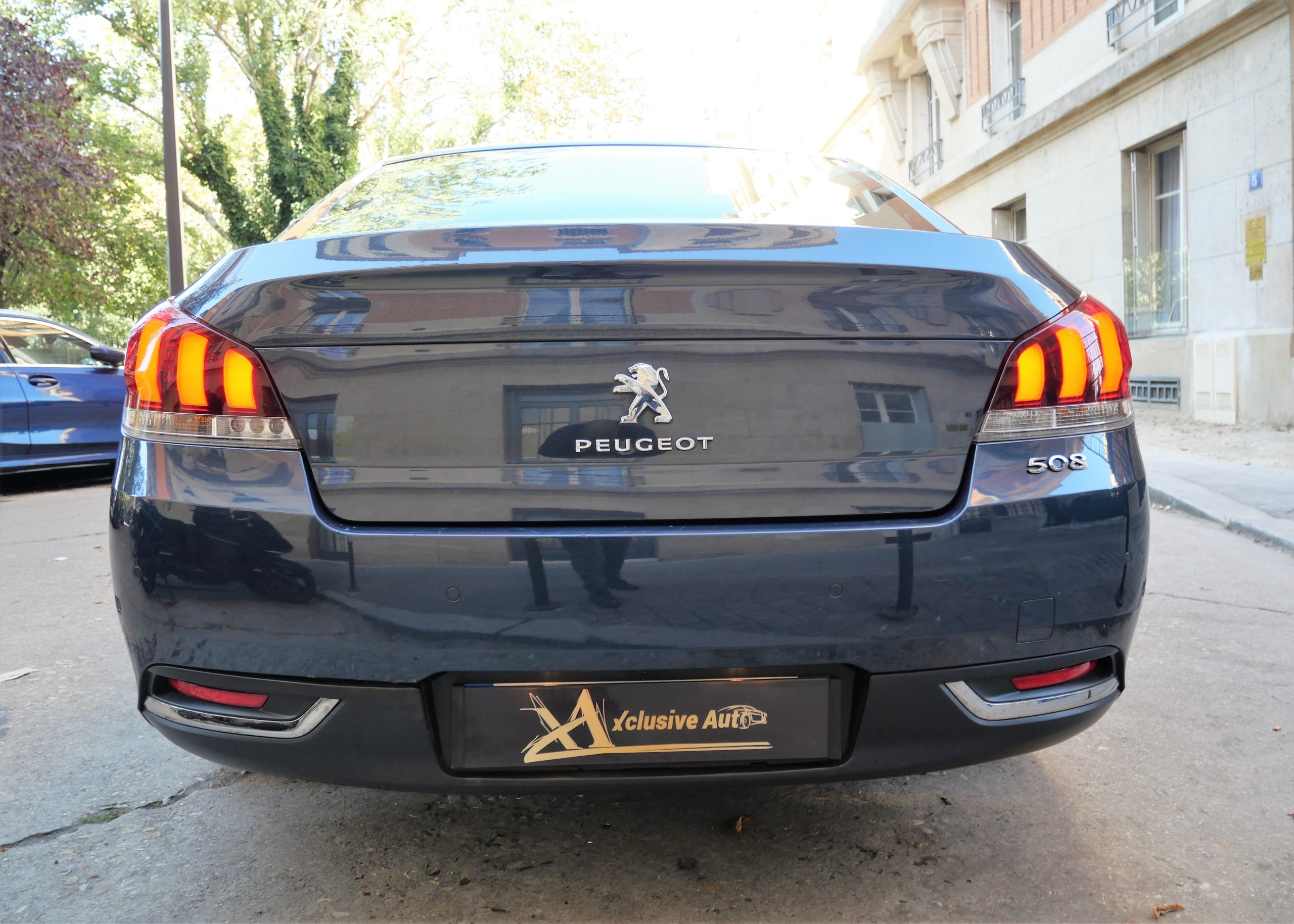 PEUGEOT 508 Allure Phase 2 1.6 BlueHDI S&S 120 ch 3