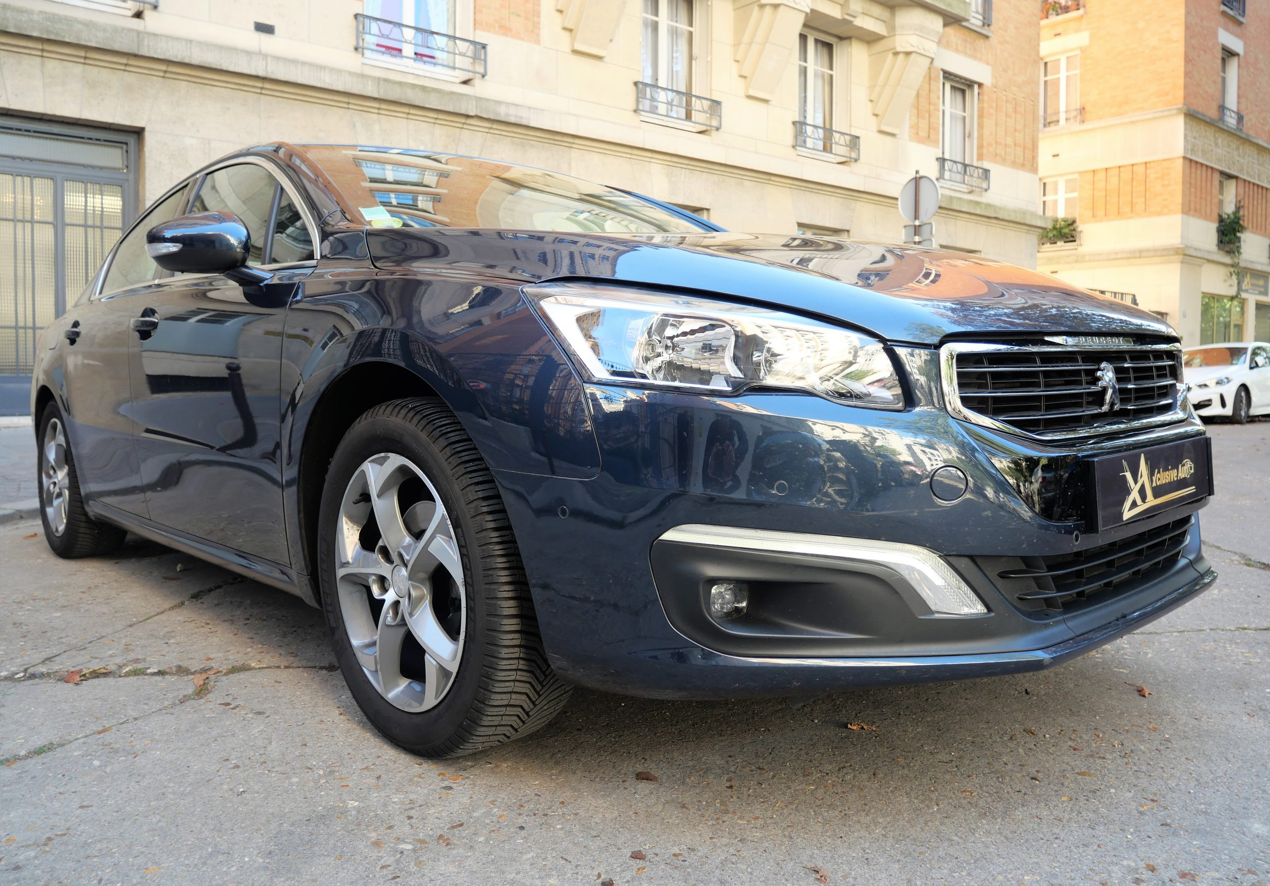 PEUGEOT 508 Allure Phase 2 1.6 BlueHDI S&S 120 ch 6