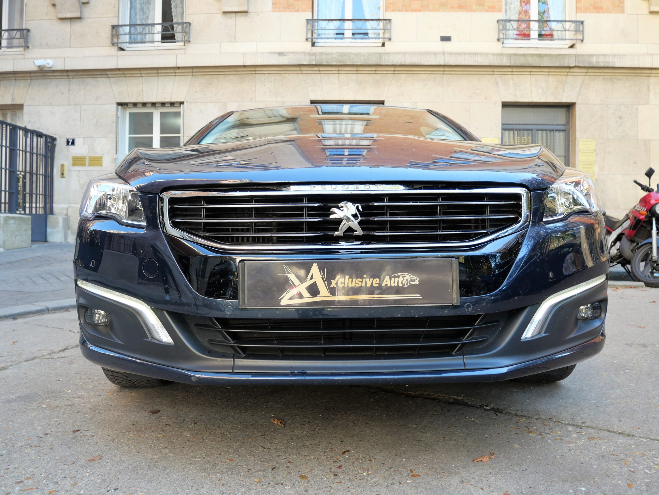 PEUGEOT 508 Allure Phase 2 1.6 BlueHDI S&S 120 ch 7