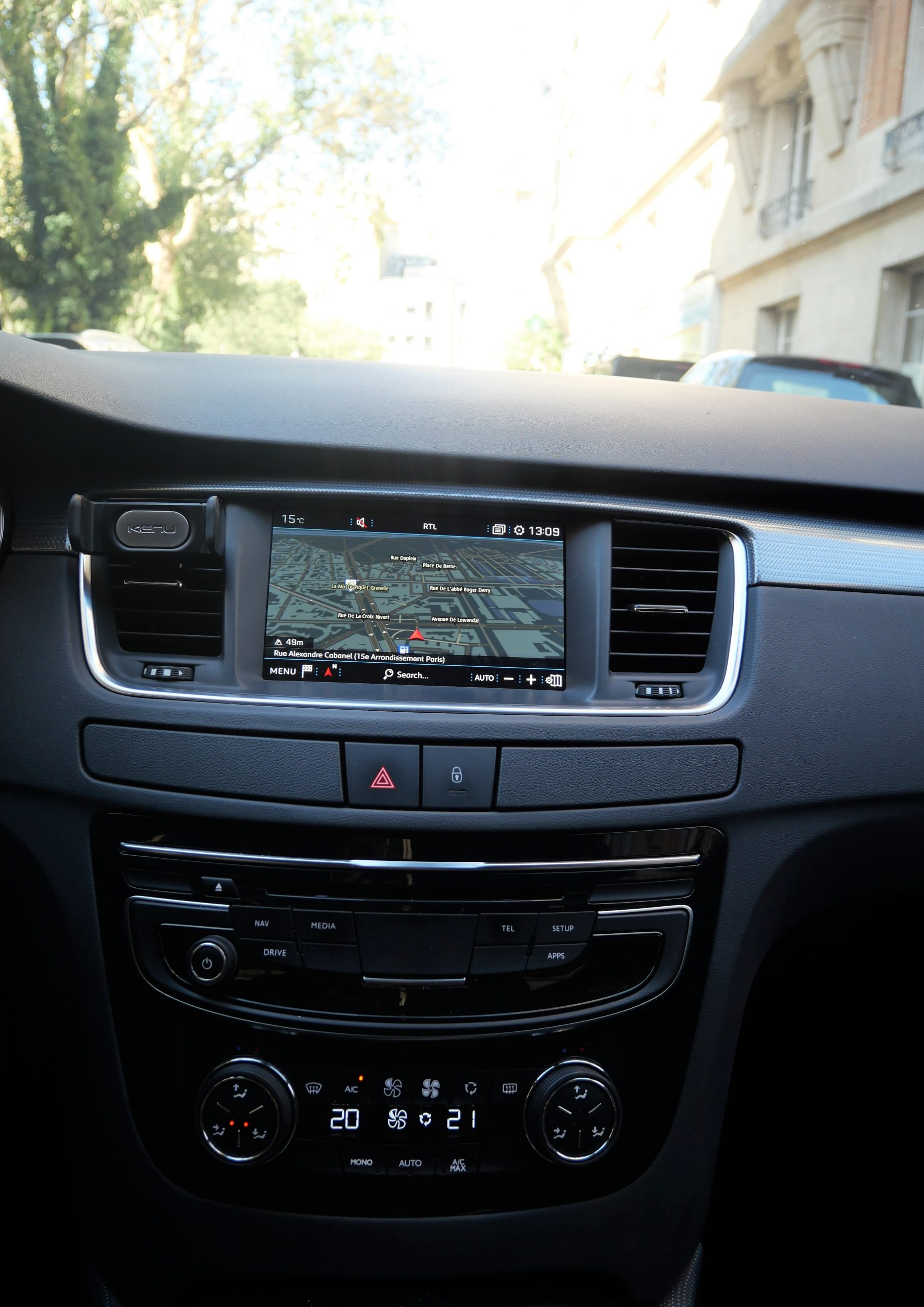 PEUGEOT 508 Allure Phase 2 1.6 BlueHDI S&S 120 ch 15