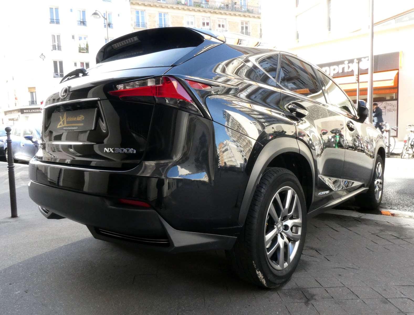 Lexus NX 300h luxe 4WD 2