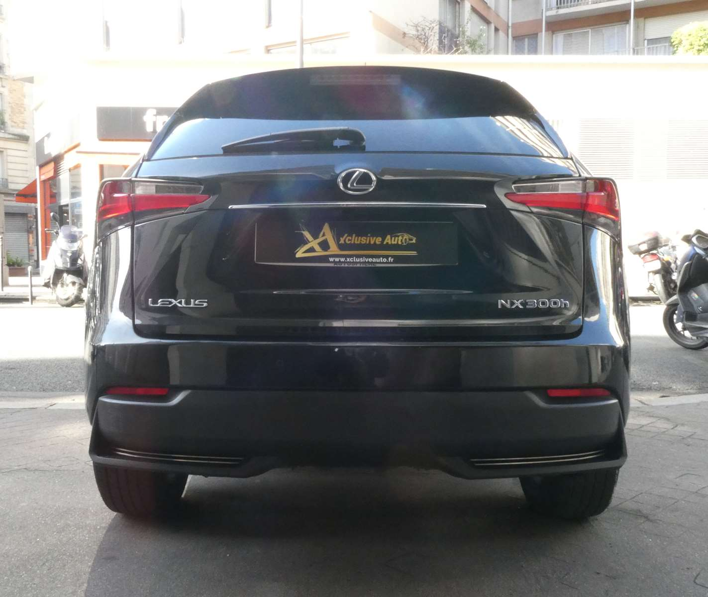 Lexus NX 300h luxe 4WD 3