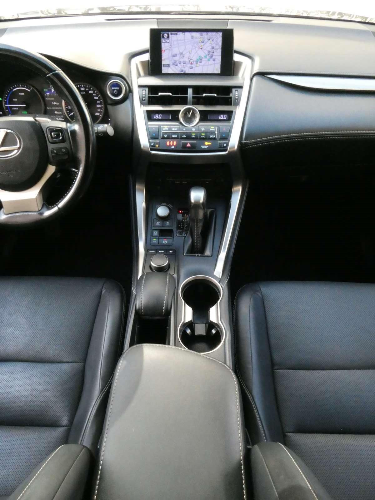 Lexus NX 300h luxe 4WD 14
