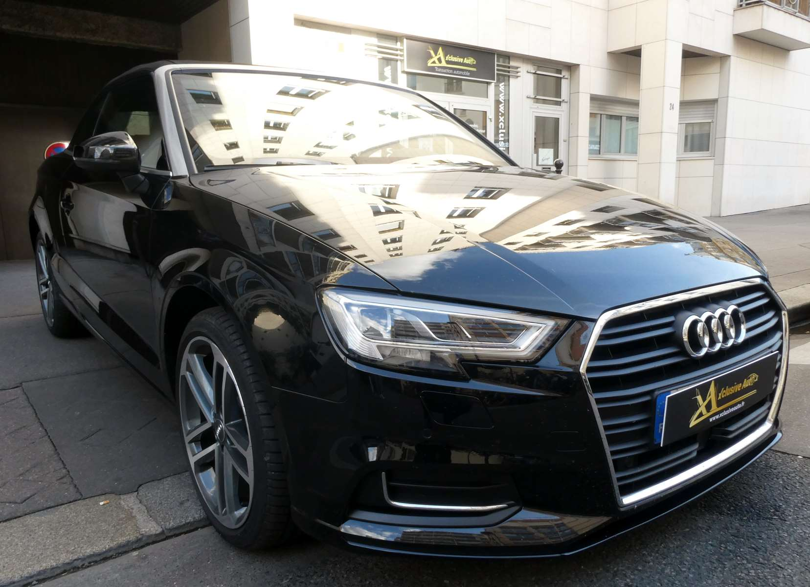 Audi A3 (2) cabriolet 35 TFSI 150 Design luxe S tronic 7 0