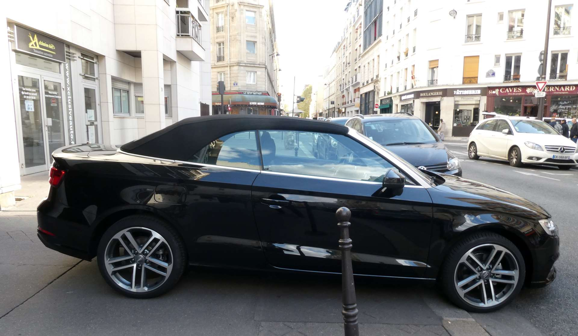 Audi A3 (2) cabriolet 35 TFSI 150 Design luxe S tronic 7 1