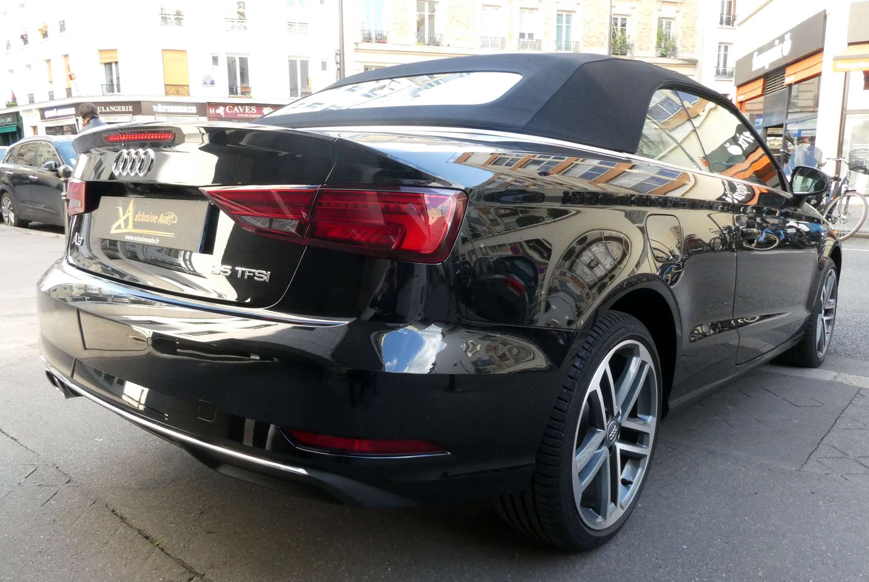 Audi A3 (2) cabriolet 35 TFSI 150 Design luxe S tronic 7 2