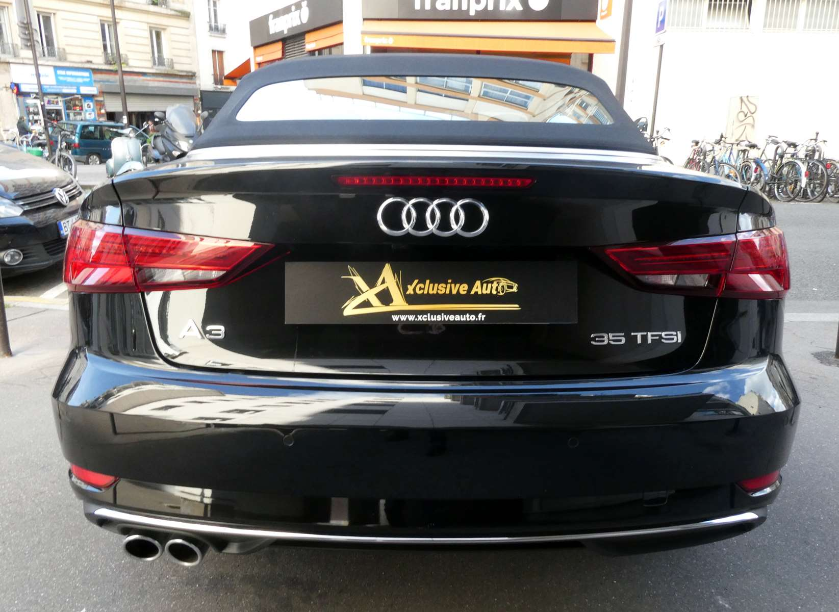 Audi A3 (2) cabriolet 35 TFSI 150 Design luxe S tronic 7 3