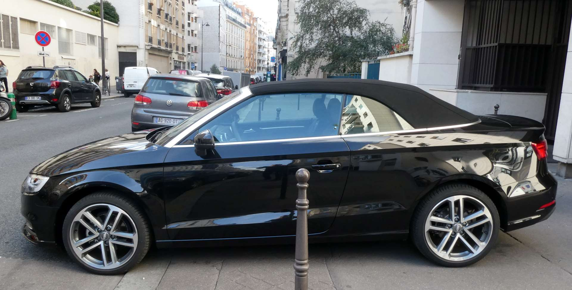 Audi A3 (2) cabriolet 35 TFSI 150 Design luxe S tronic 7 5
