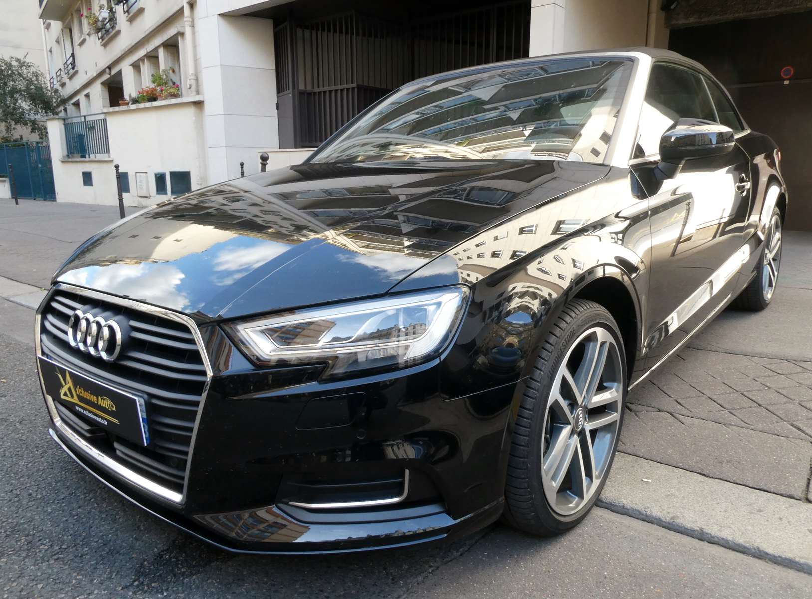 Audi A3 (2) cabriolet 35 TFSI 150 Design luxe S tronic 7 6