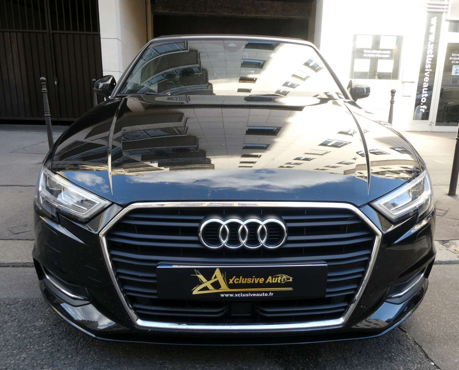 Audi A3 (2) cabriolet 35 TFSI 150 Design luxe S tronic 7 7
