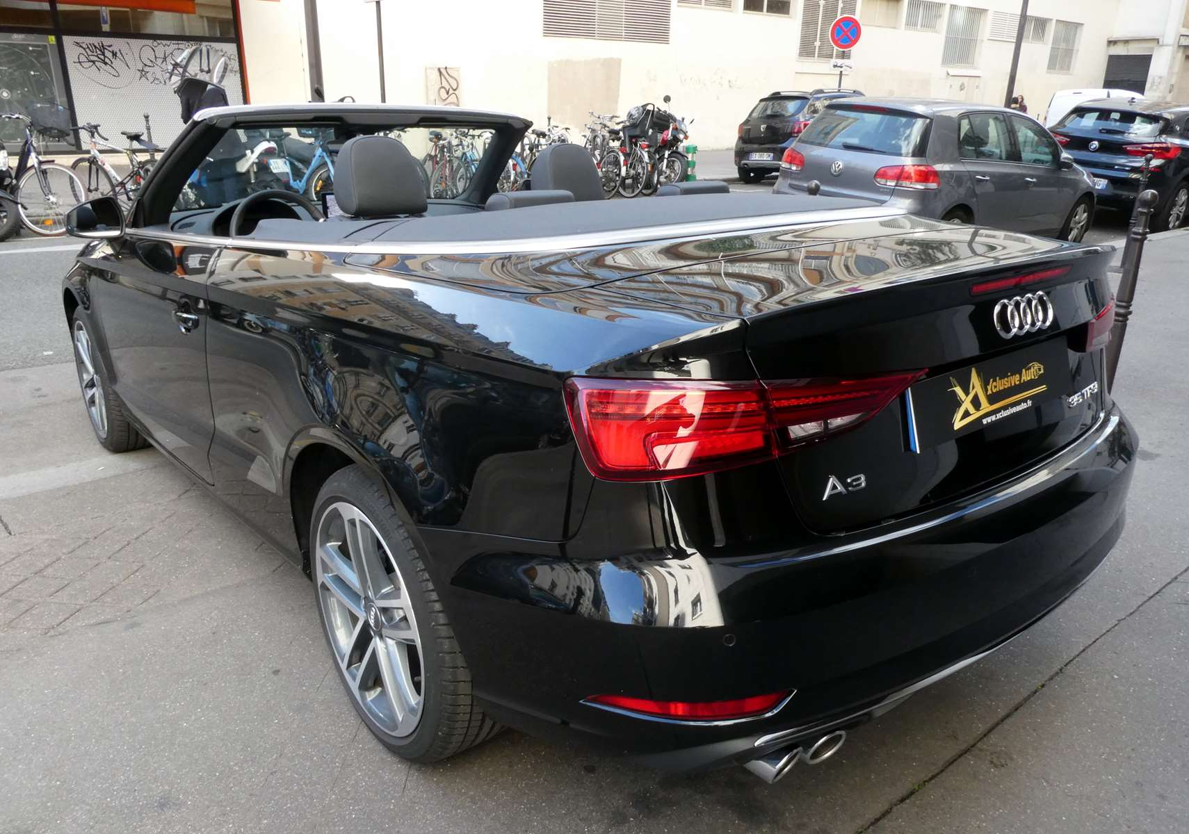 Audi A3 (2) cabriolet 35 TFSI 150 Design luxe S tronic 7 11