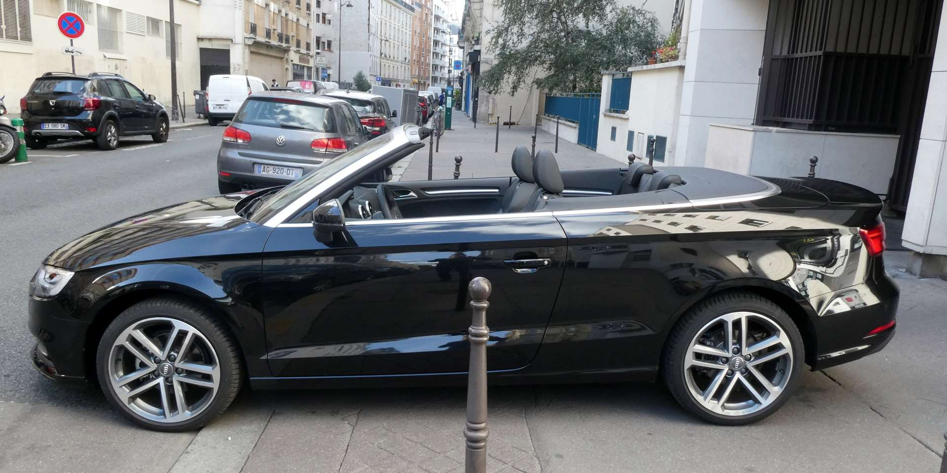 Audi A3 (2) cabriolet 35 TFSI 150 Design luxe S tronic 7 12
