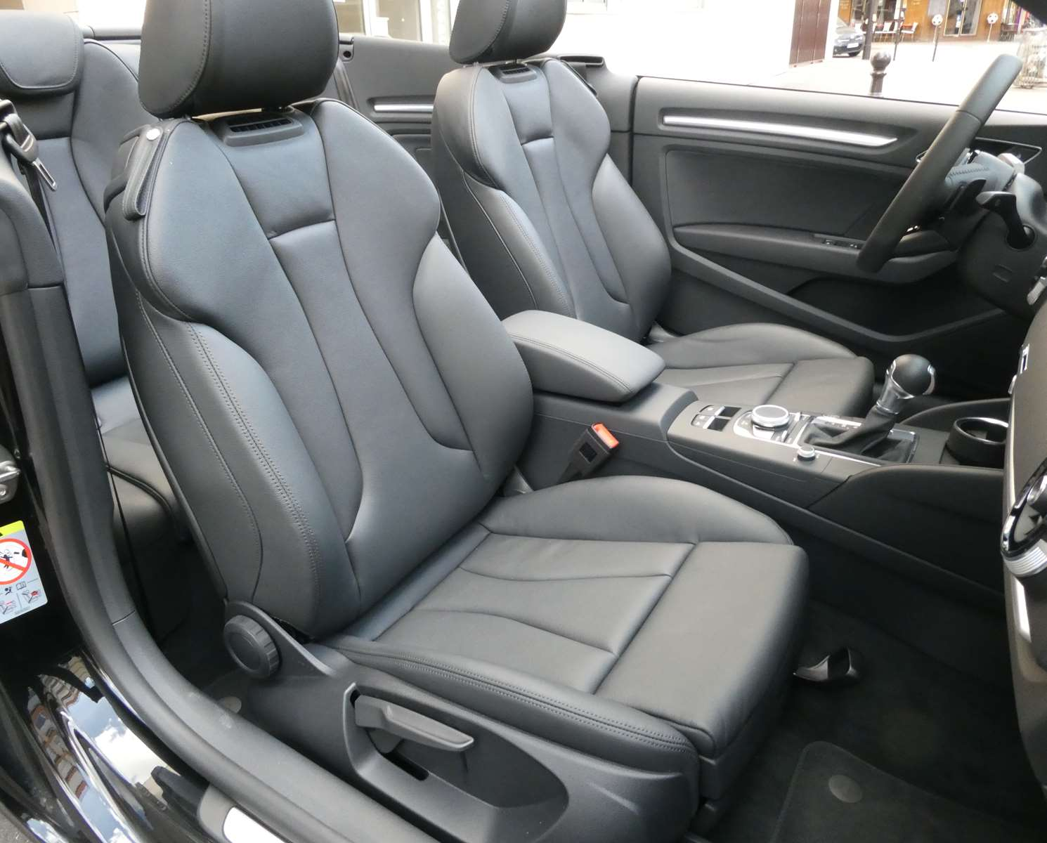 Audi A3 (2) cabriolet 35 TFSI 150 Design luxe S tronic 7 15