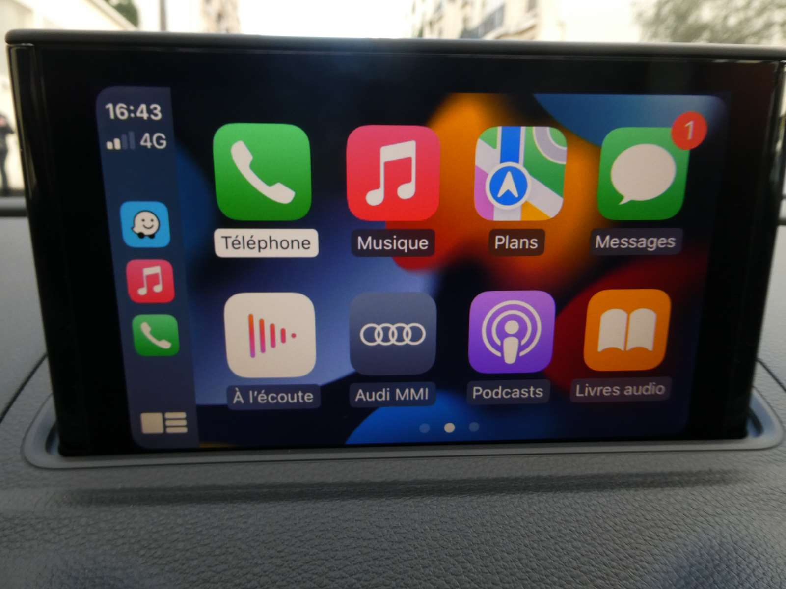 Audi A3 (2) cabriolet 35 TFSI 150 Design luxe S tronic 7 24